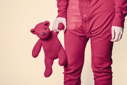 Free stock photo of red, bear, child, childhood