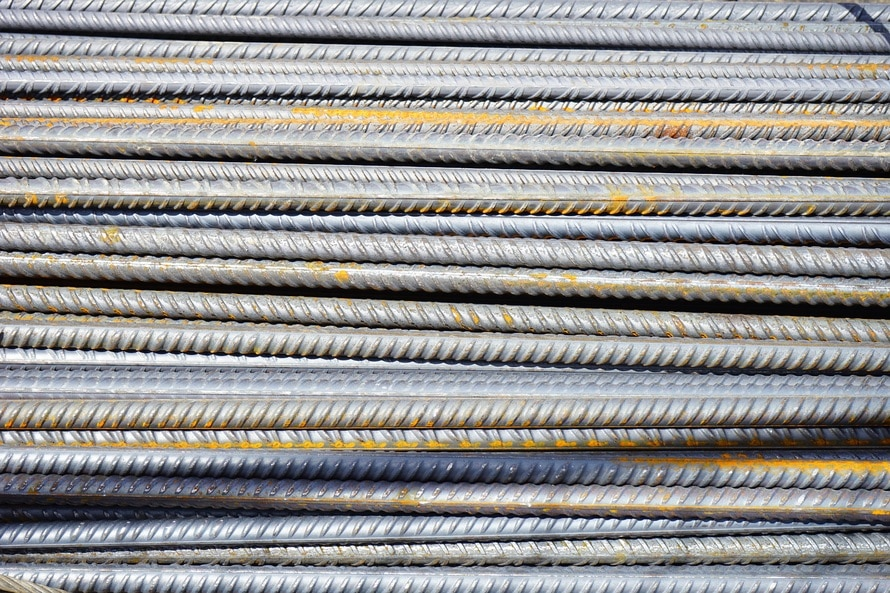 Gray Iron Steel Rods