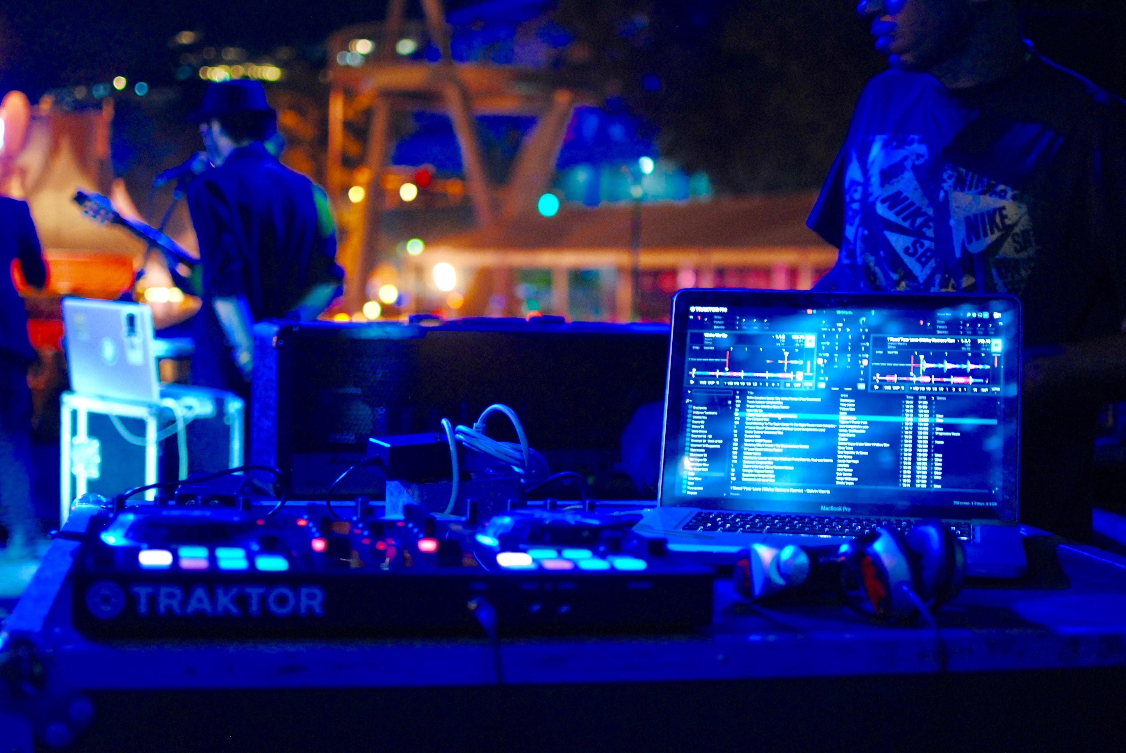 Free Stock Photo Of Audio Mixer Dj Equipments