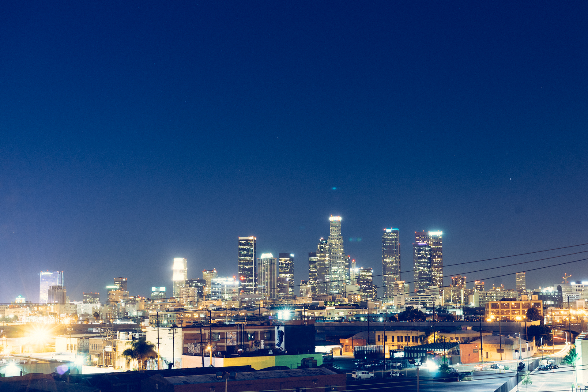 free stock photo of city hd wallpaper night