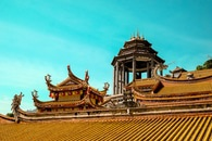 buildings, Asian, palace