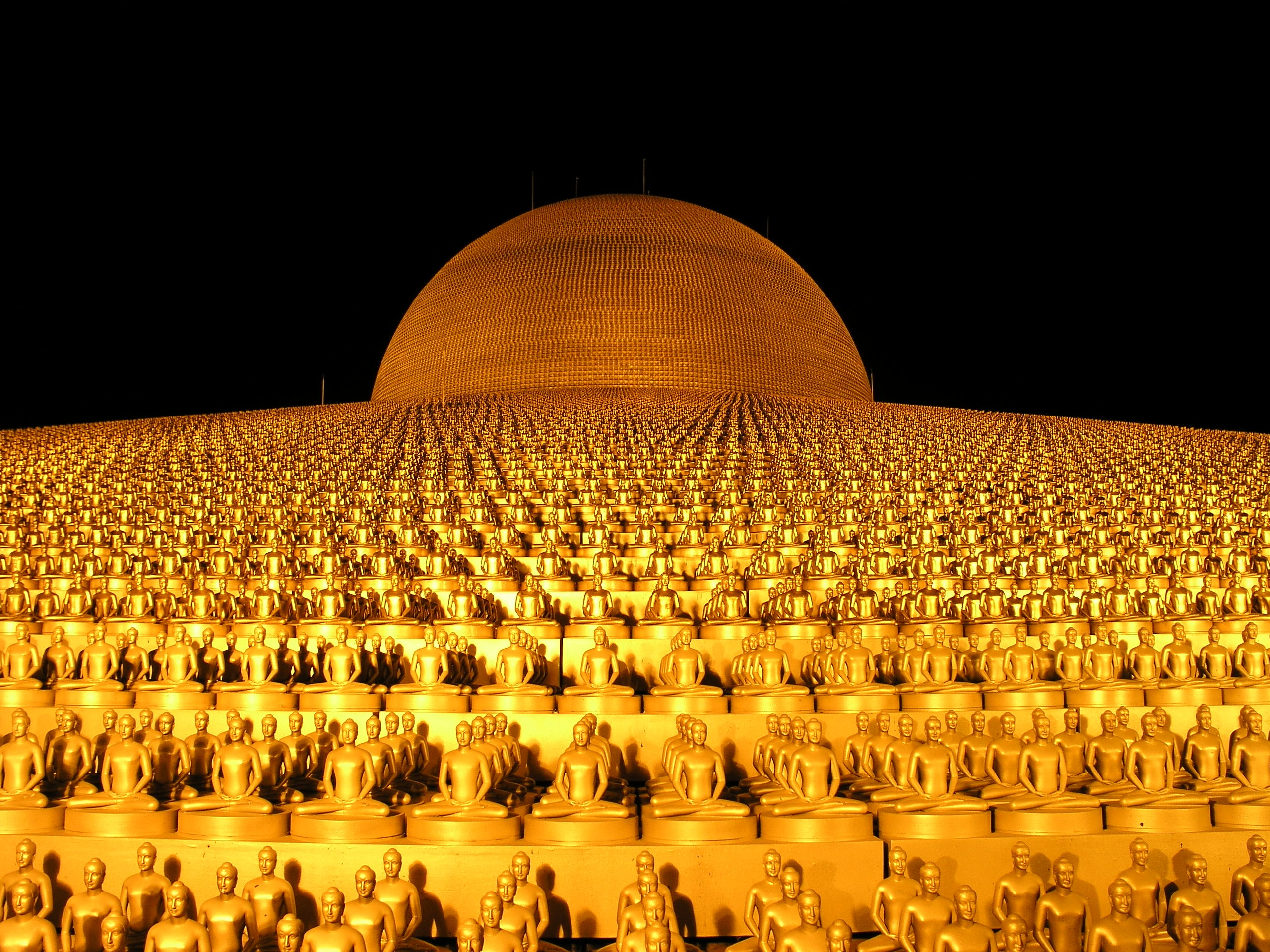 The Perplexing Case Of Wat Dhammakaya New Mandala