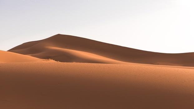 Free stock photo of landscape, sand, desert, dune