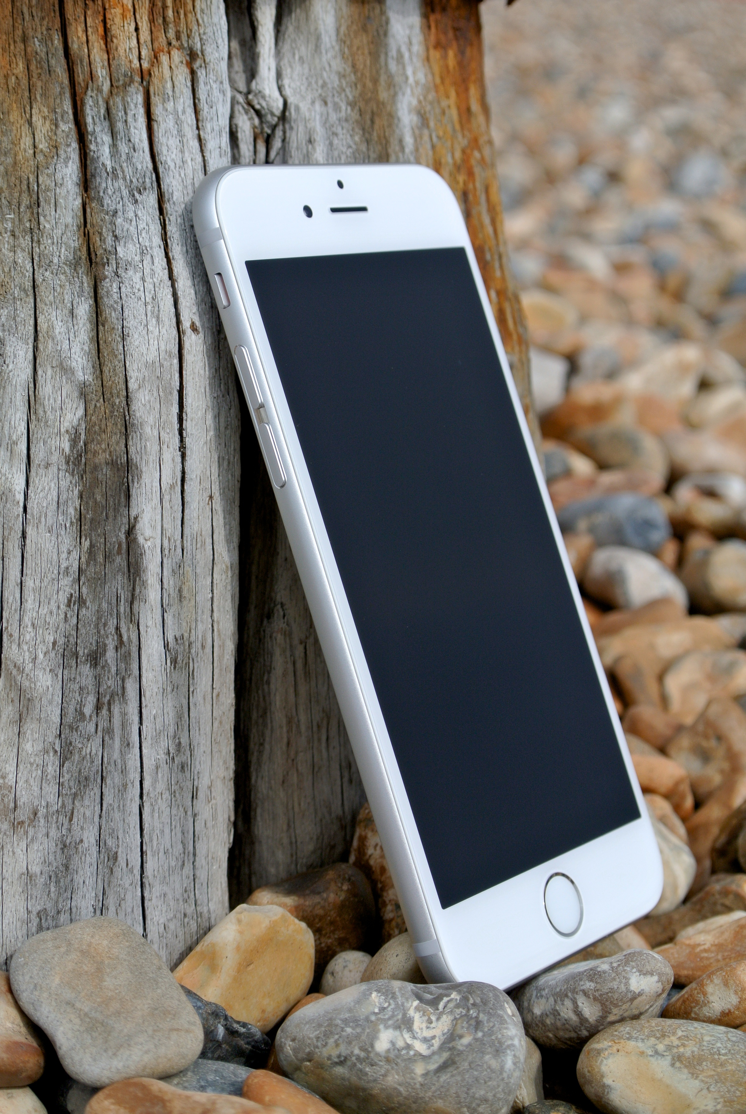 Silver Iphone 6  C2 B7 Free Stock Photo