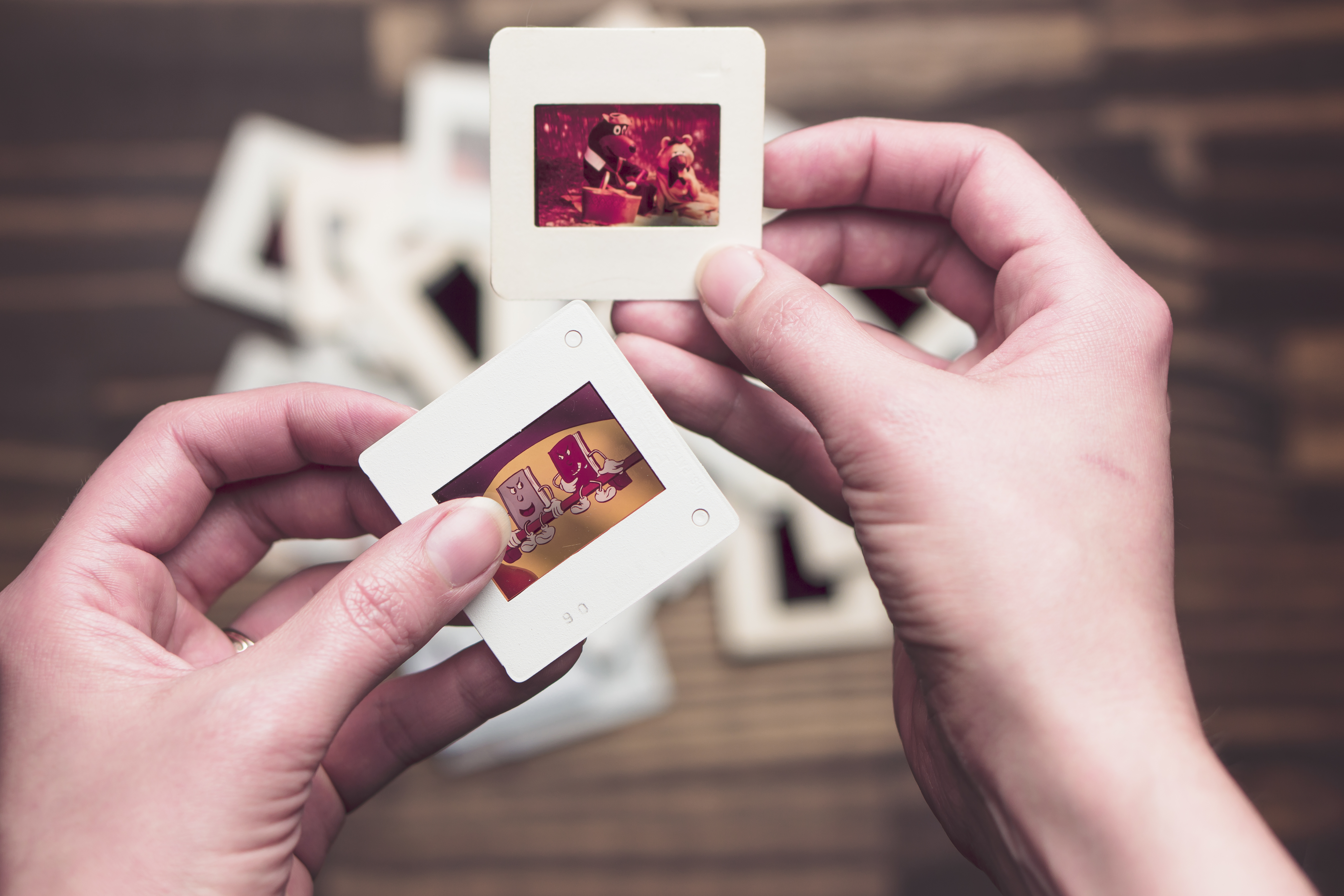 Sharing pictures as an inbound marketing strategy