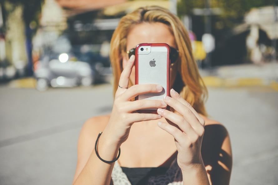 apple, camera, fashion