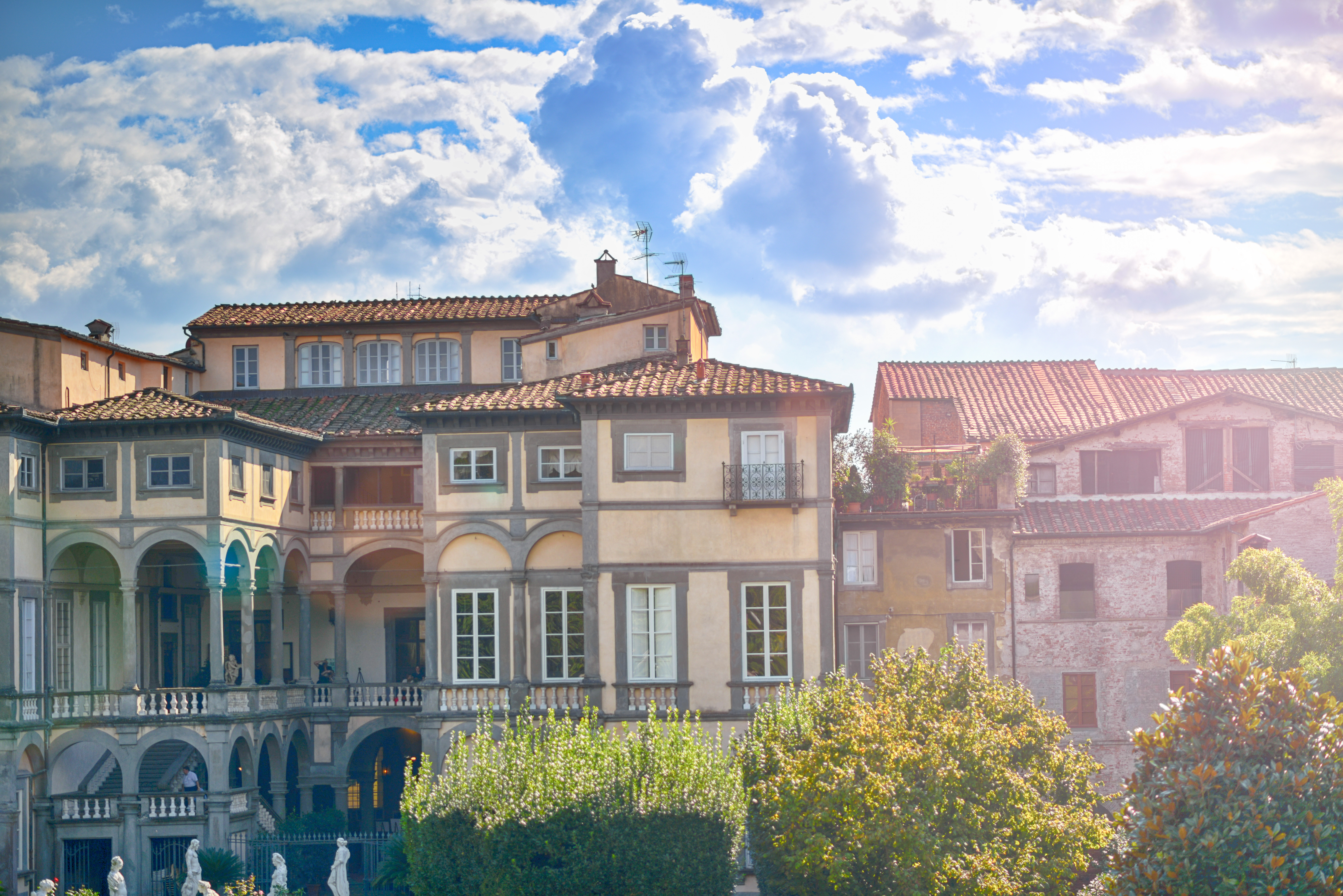 Free Stock Photo Of Architecture Houses Italy