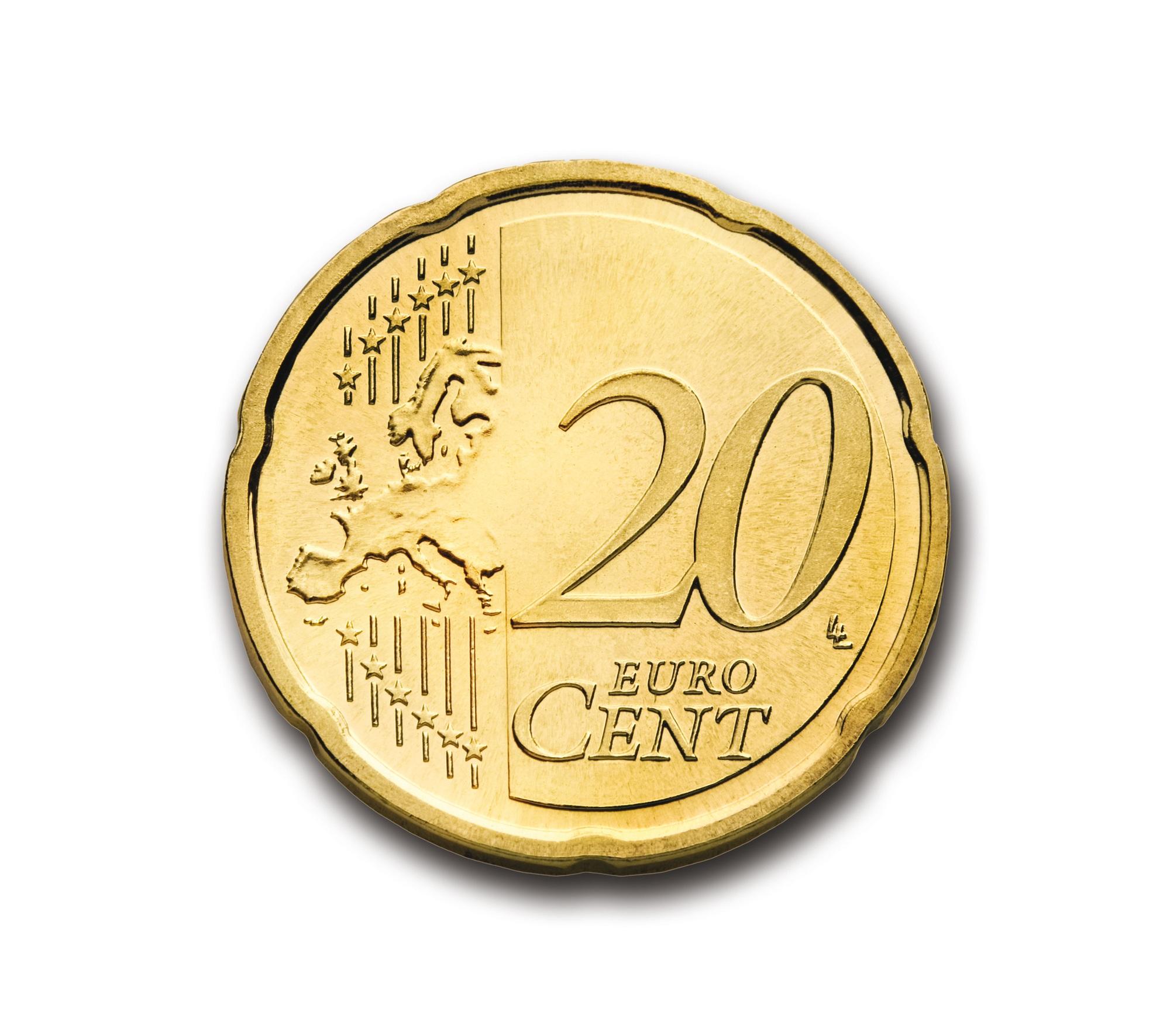 50 Cent Geld