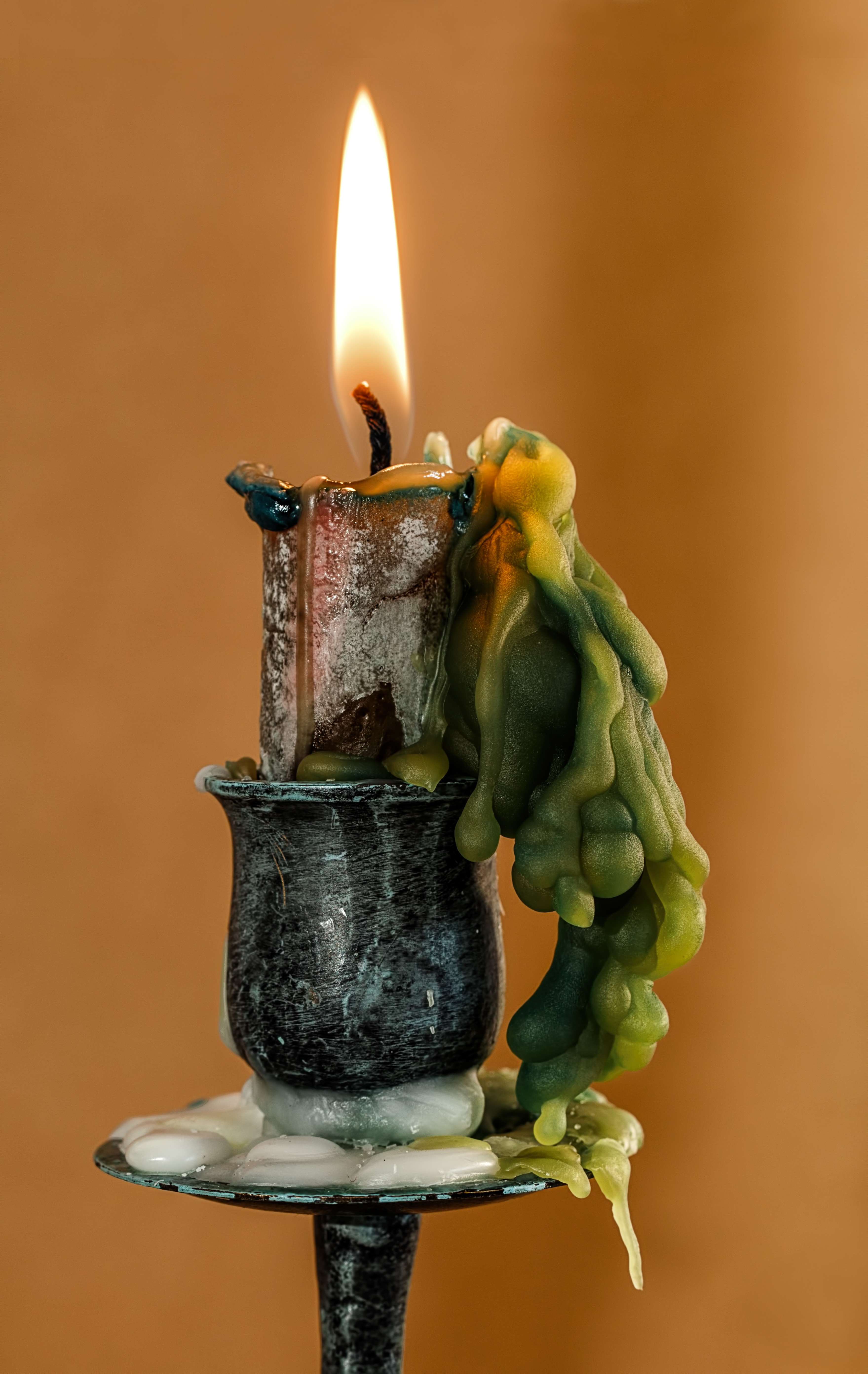 Free Stock Photo Of Burning Candle Candle Wax