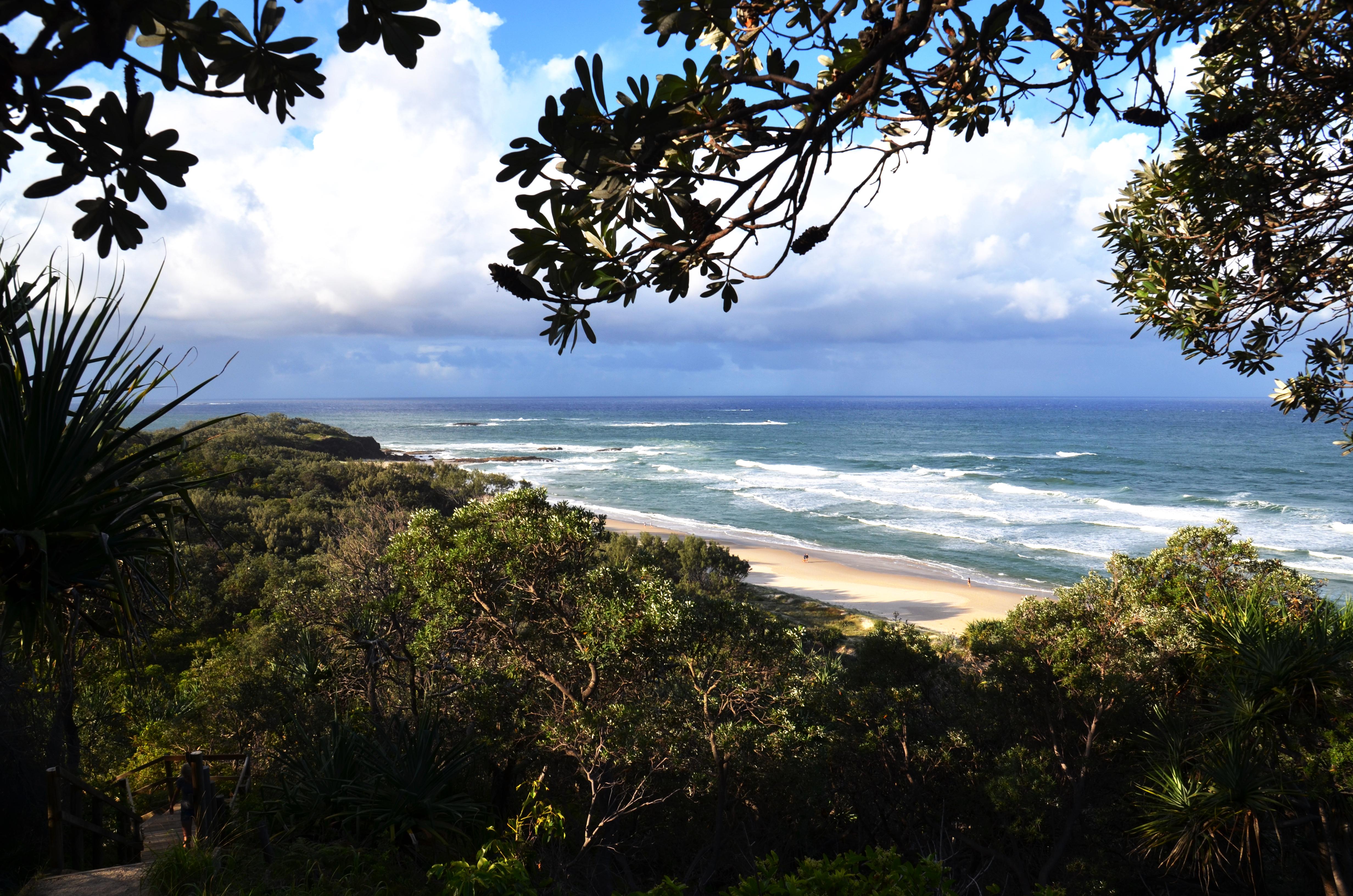 Stock Charts Australia: Free stock photo of australia beach stradbroke island,Chart