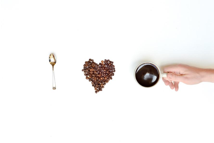 Kaffebønner styrker hjertet