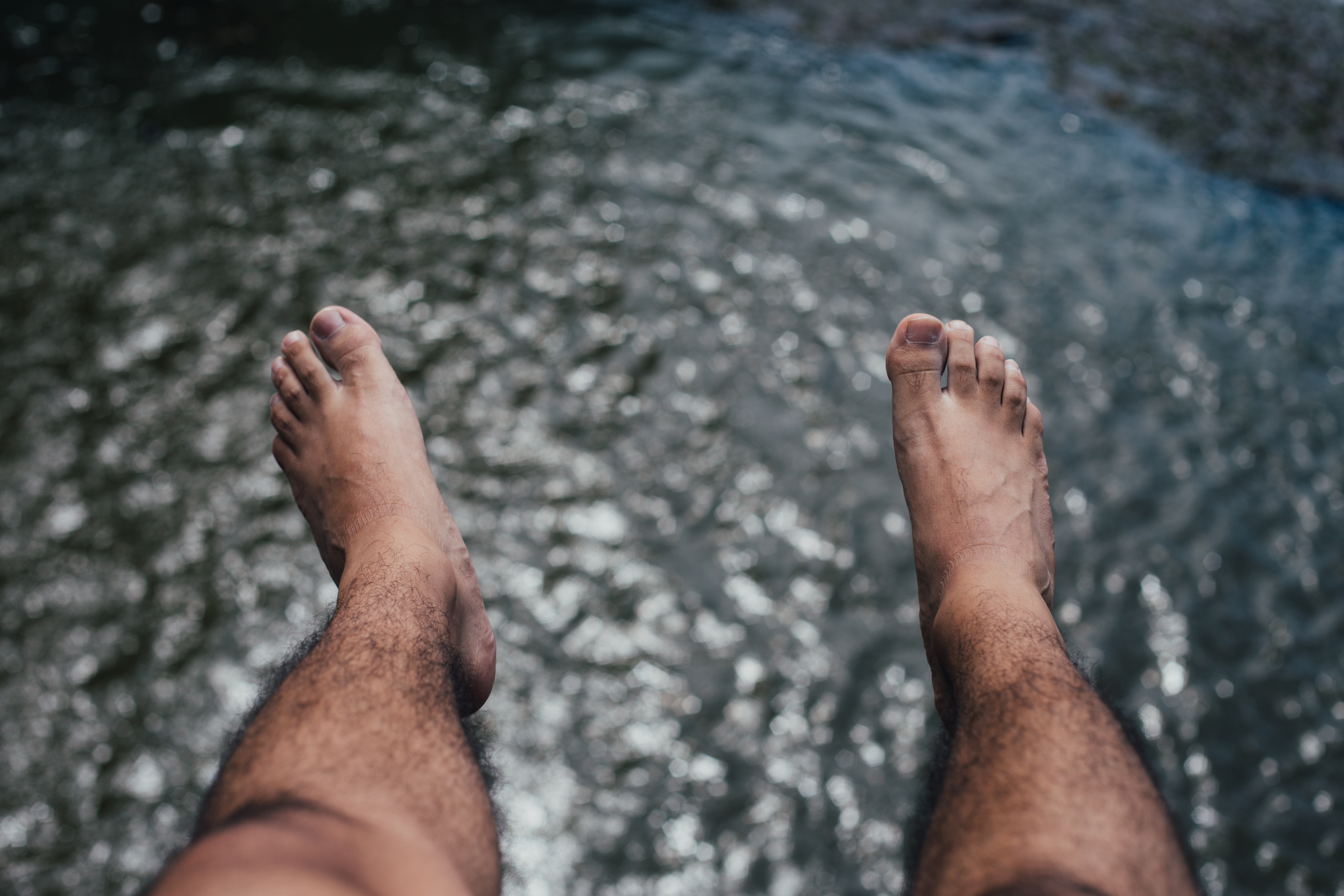 how to get hairy legs fast