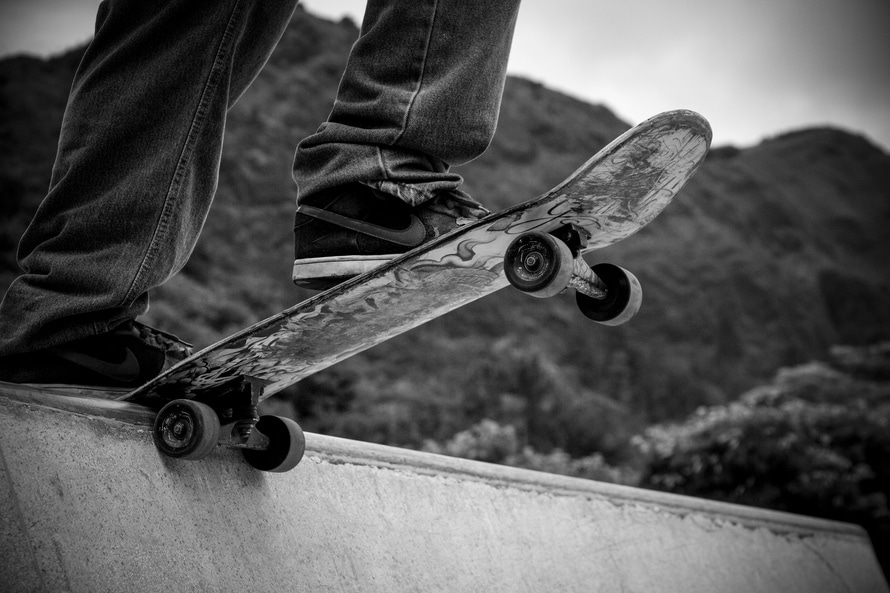sport, skateboard, skateboarding