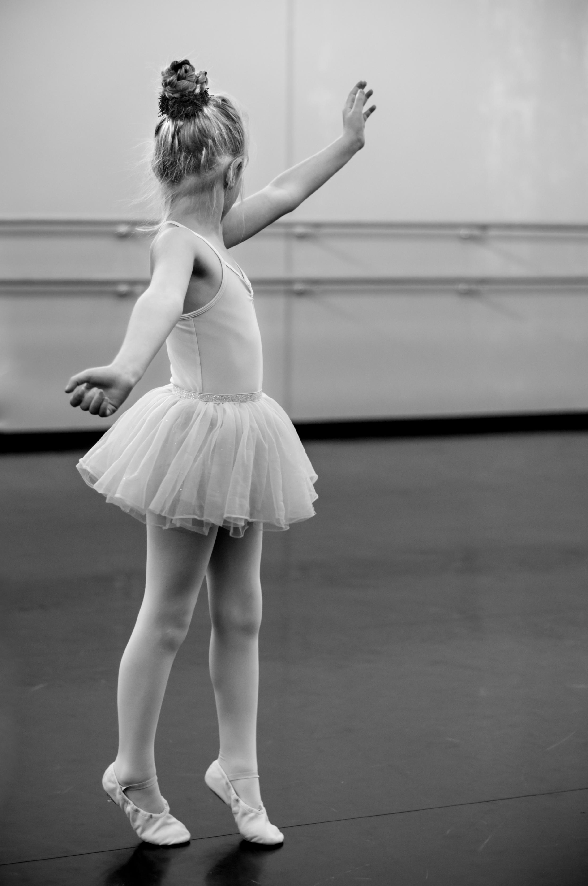4 pics 1 word black and white ballerina dress