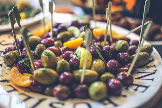 Free stock photo of food, salad, healthy, olives