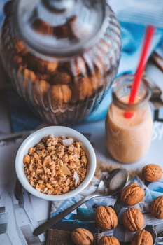 Free stock photo of food, healthy, morning, breakfast