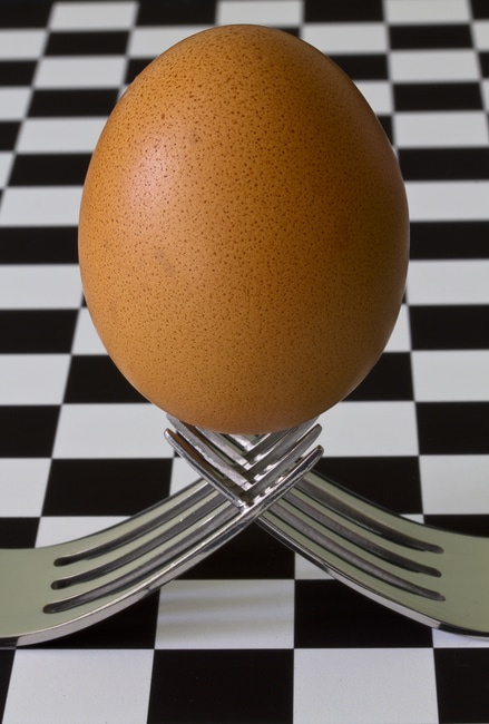 Plaukų kaukės su kiaušiniu gražiems plaukams