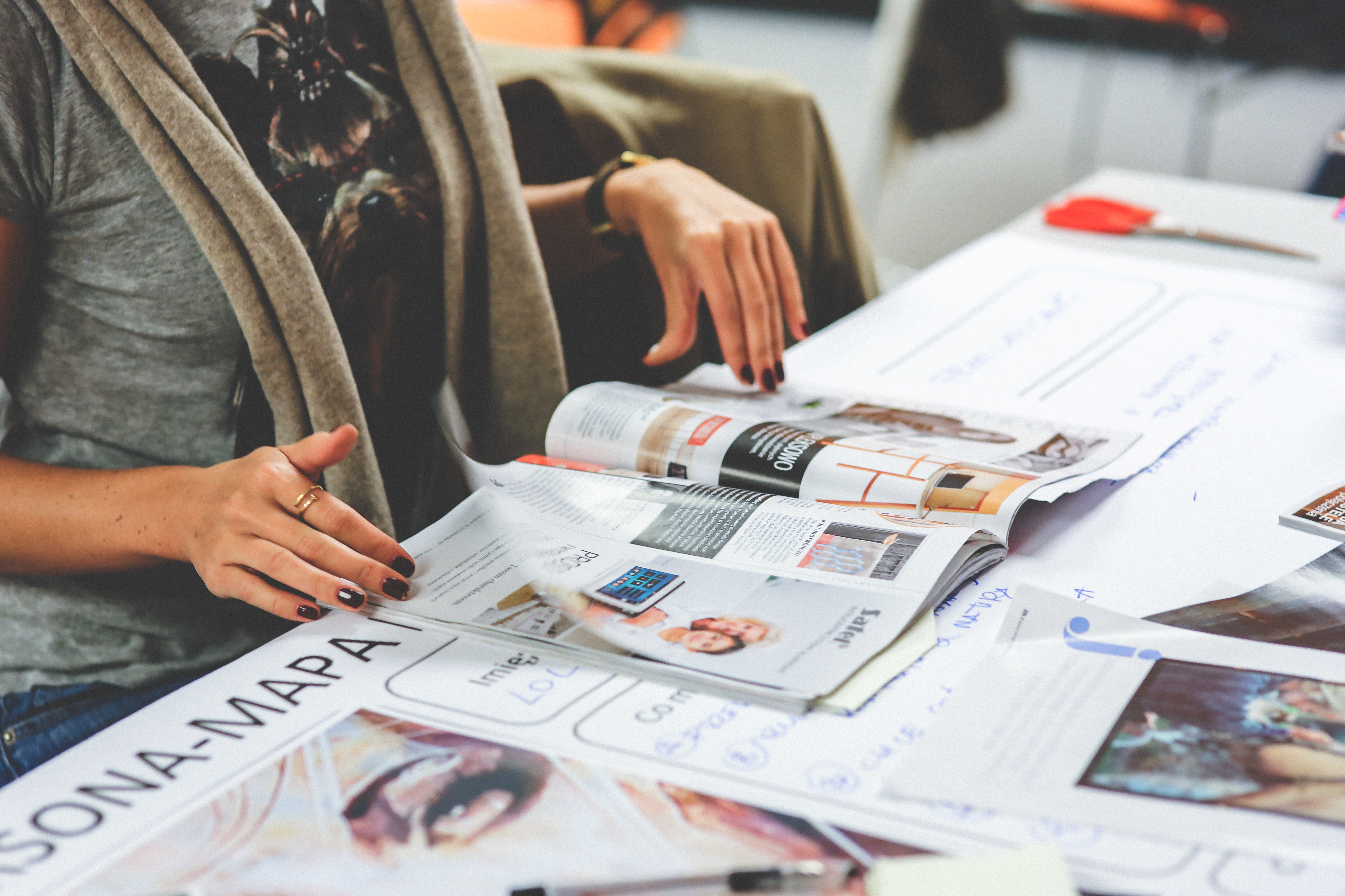 hands-people-woman-girl Top 25 Magazines That Pay $50 To Freelance Writers