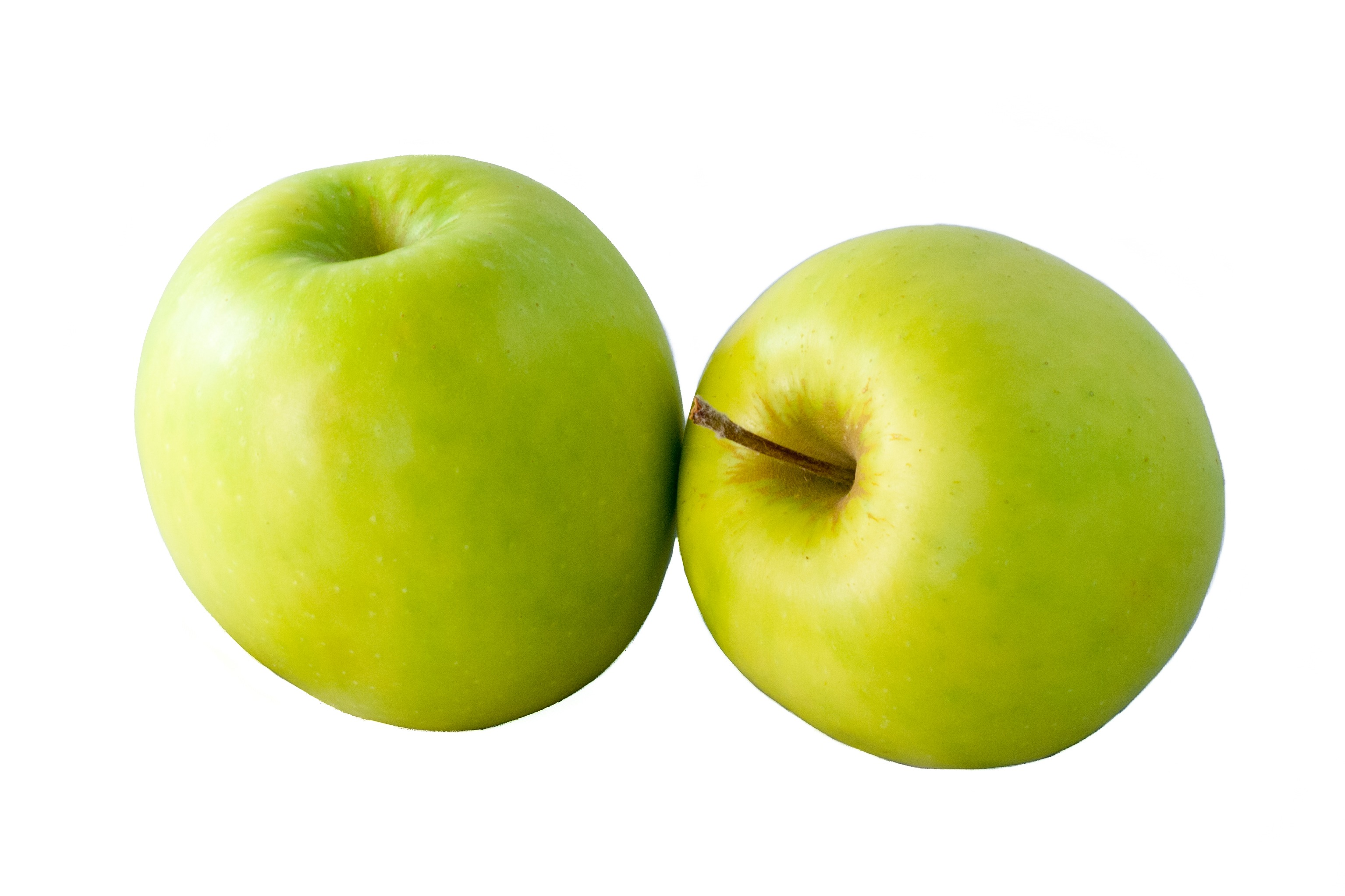green apple fruits free stock photo