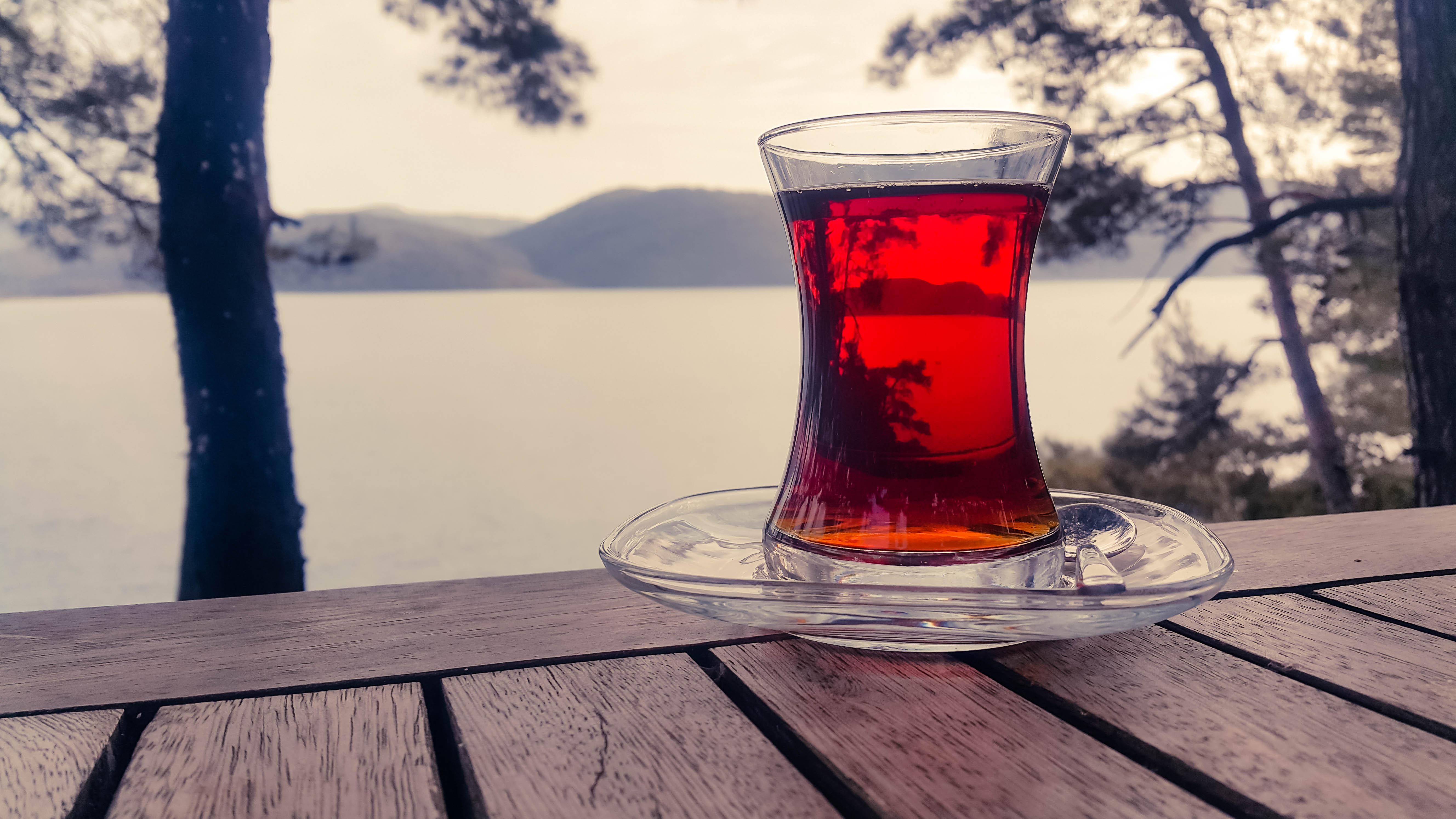 chá chás hibisco