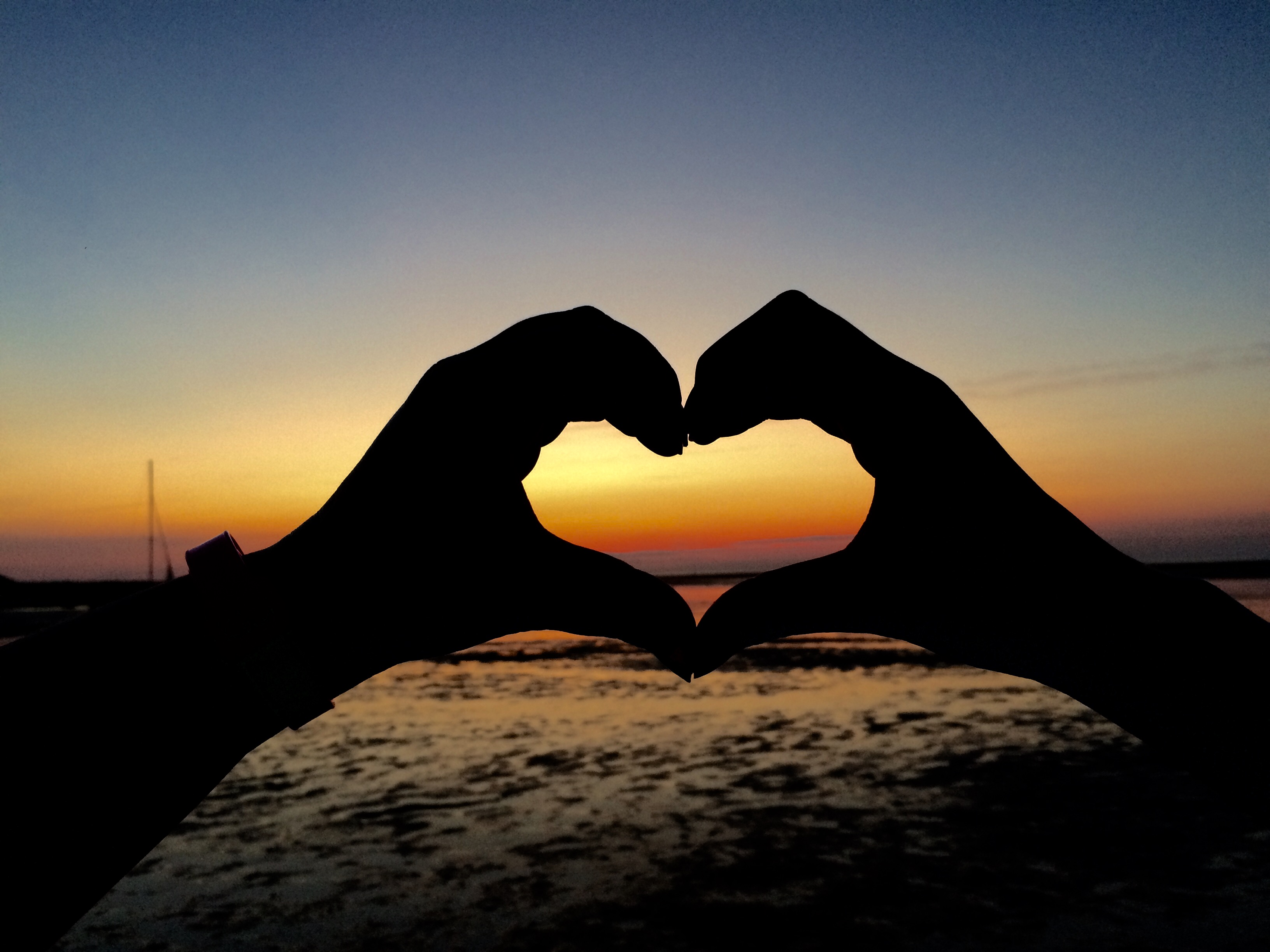Free Stock Photo Of Beach Sunset Cape Cod