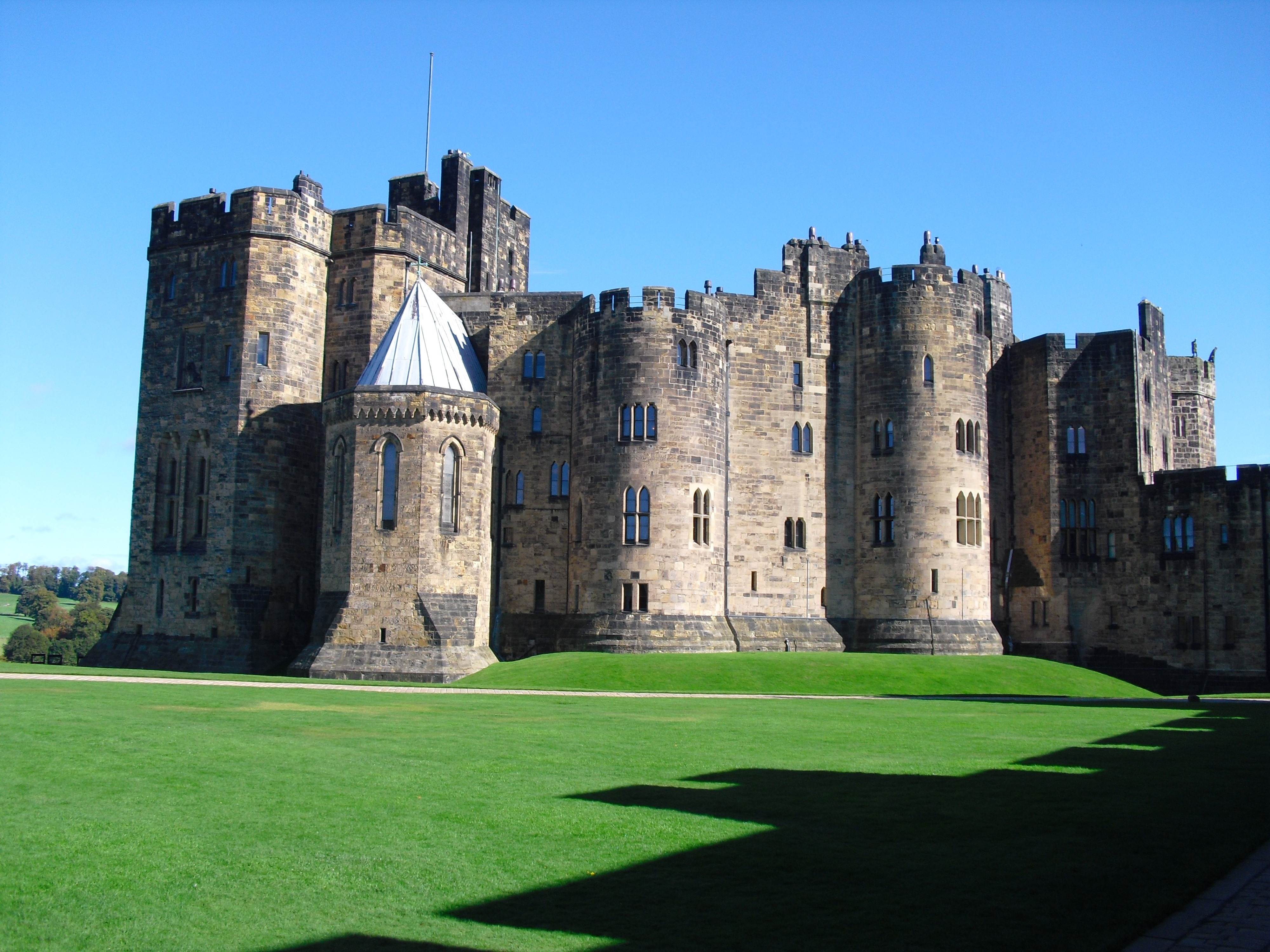 Free Stock Photo Of Alnwick Castle Architecture Castle