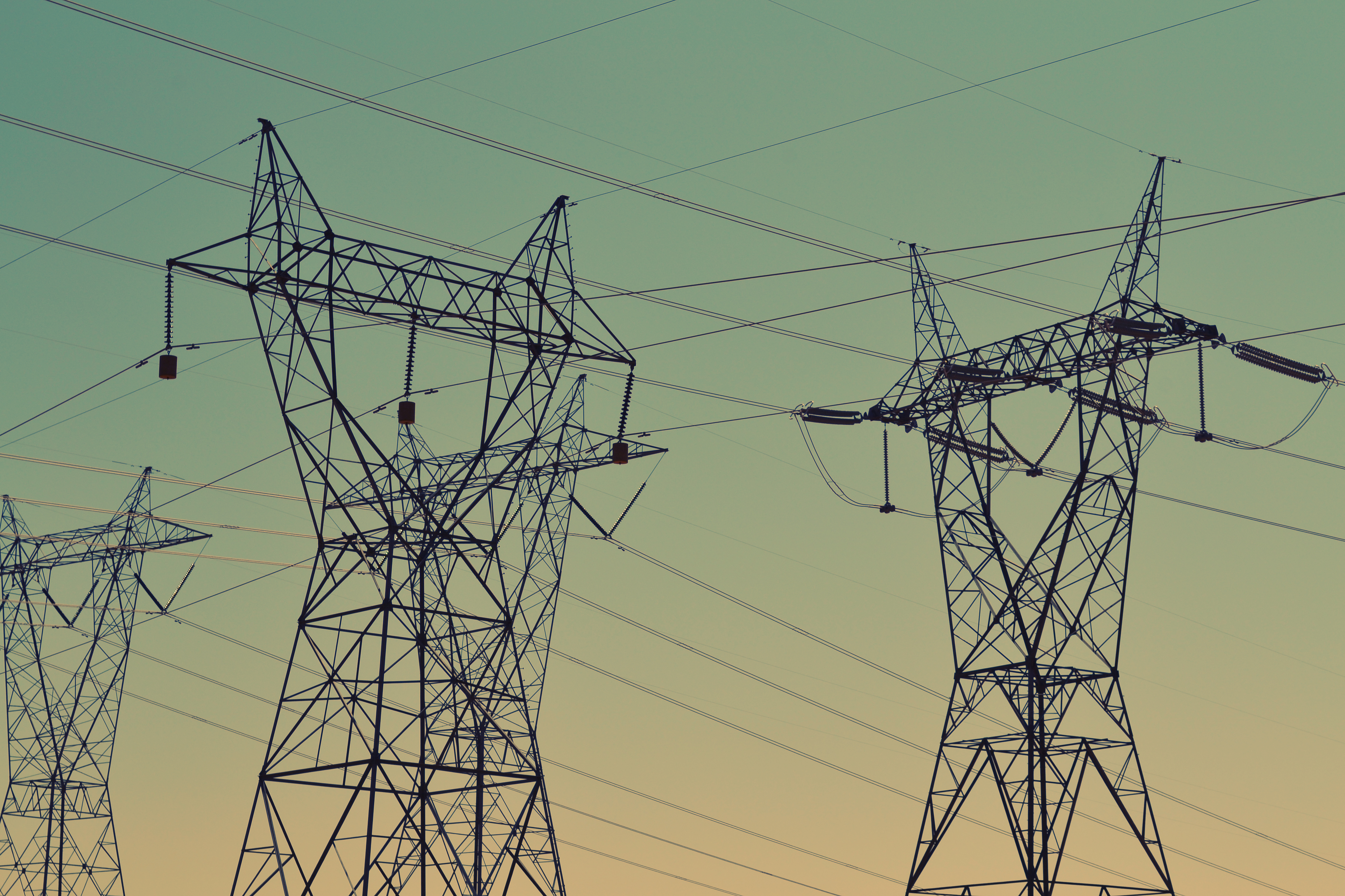 free stock photo of electricity, energy, high voltage, Powerpoint templates