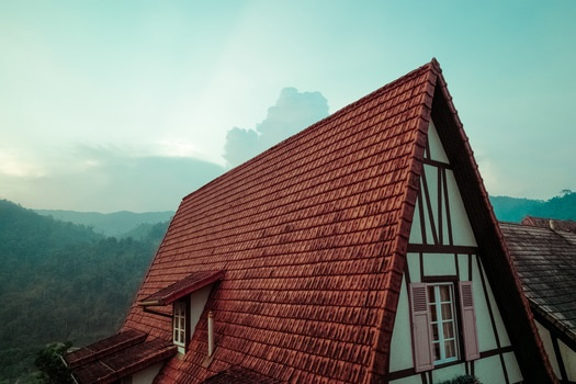Free stock photo of sky, building, house, roof