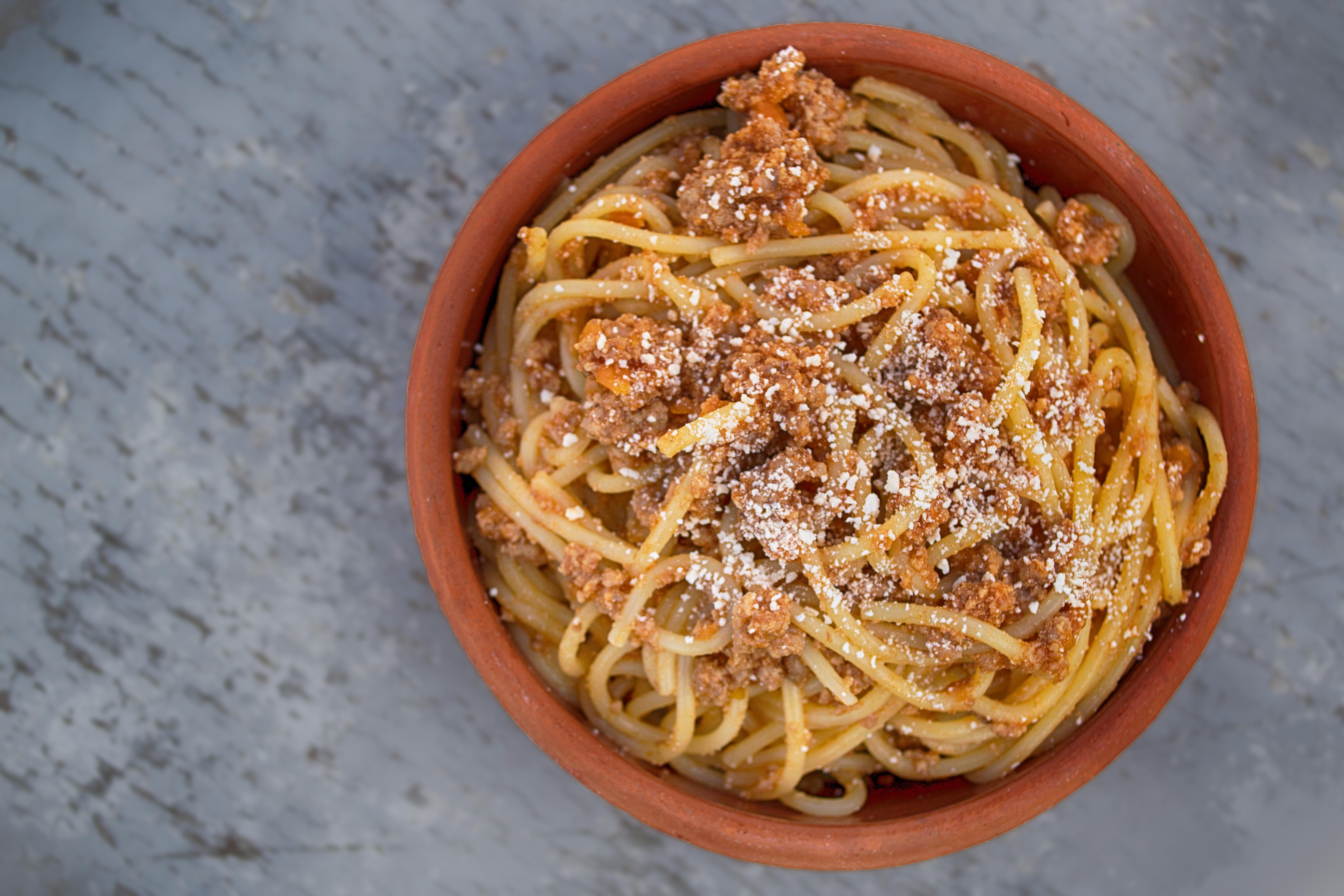 Salted Pasta  U00b7 Free Stock Photo