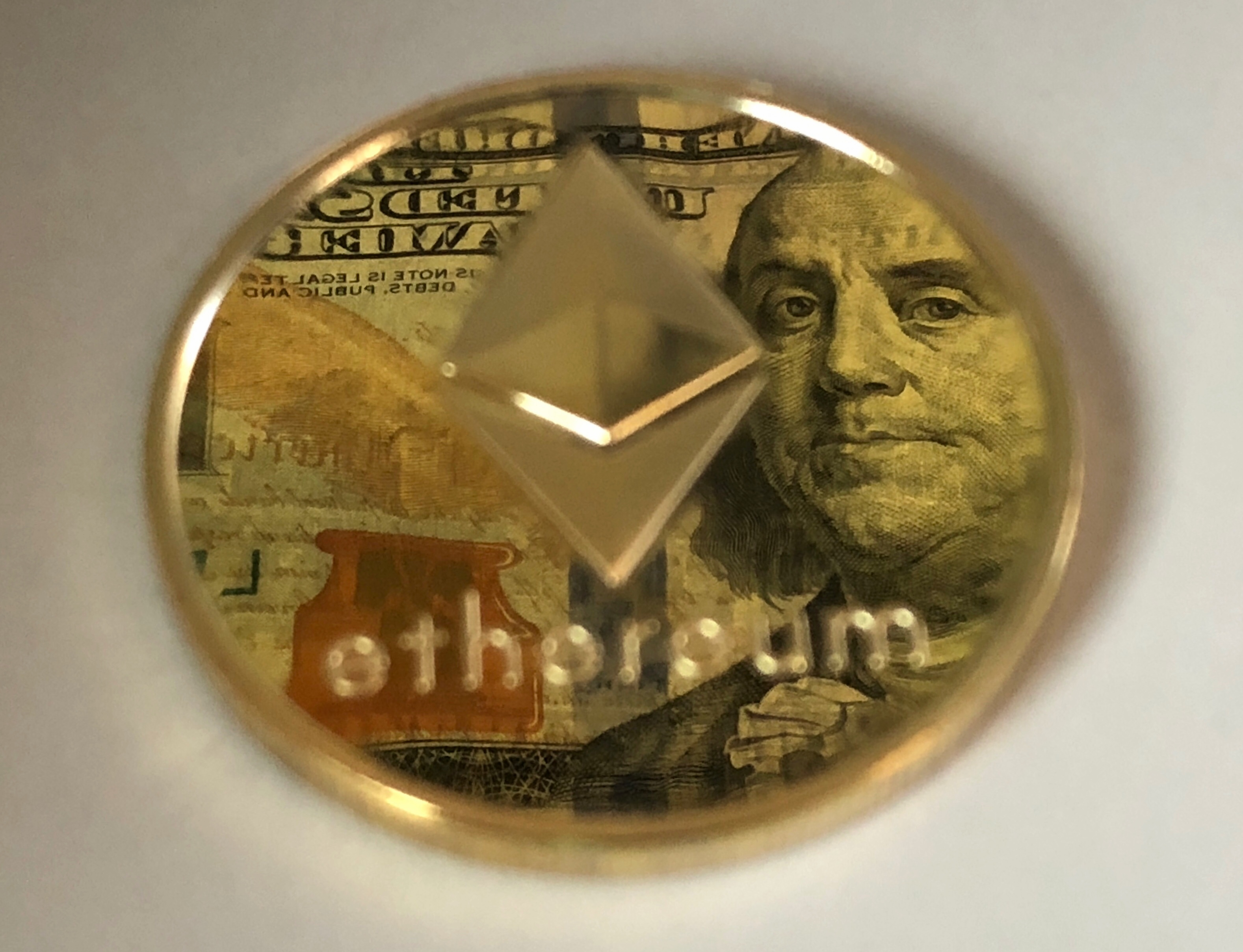 Free stock photo of coin, cryptocurrency, Etherum