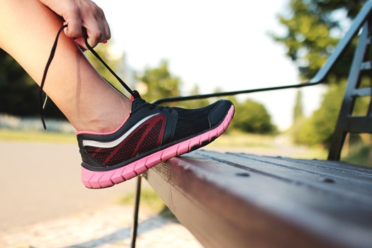 Free stock photo of park, shoes, jogger, jogging