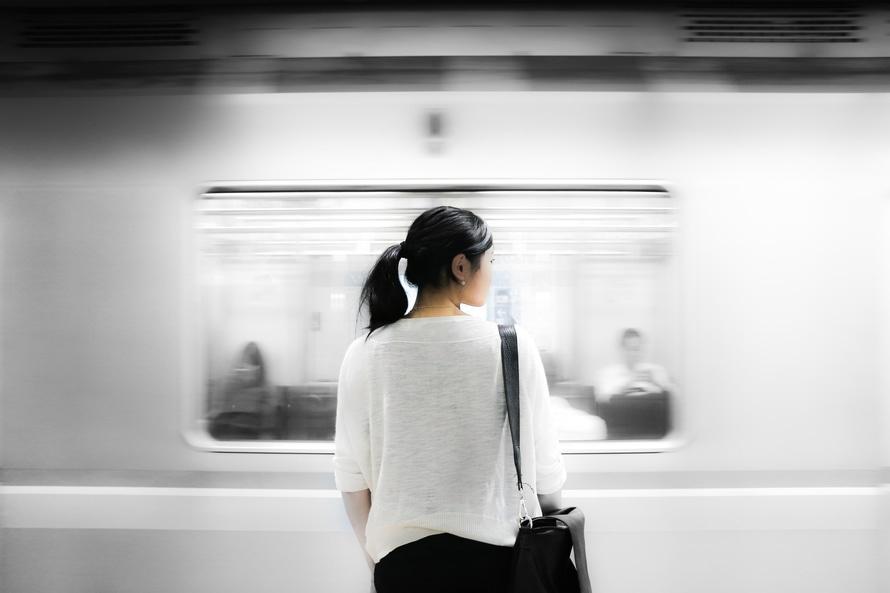 大眾運輸的性騷擾
