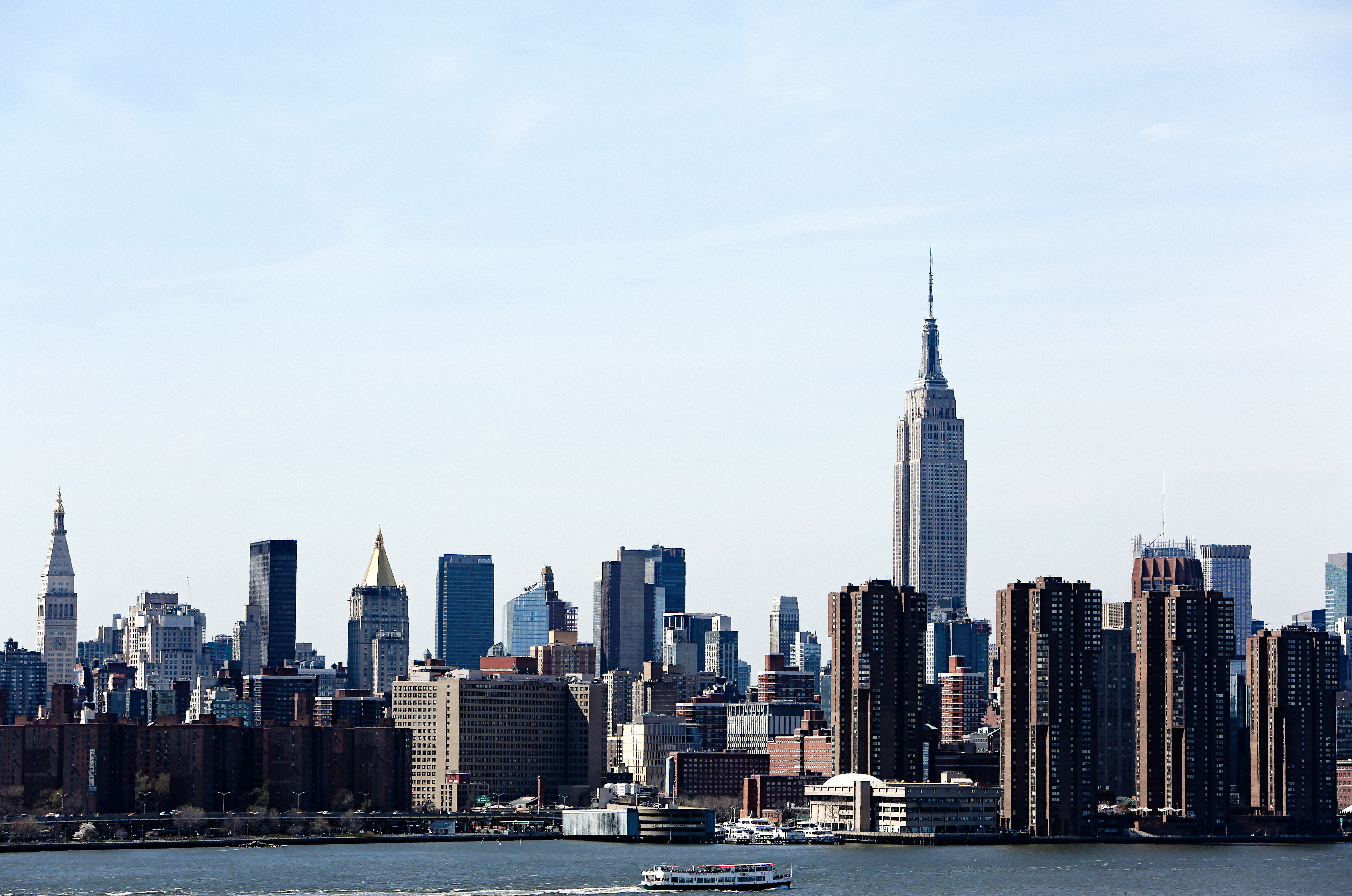 Free stock photo of city, downtown, new york
