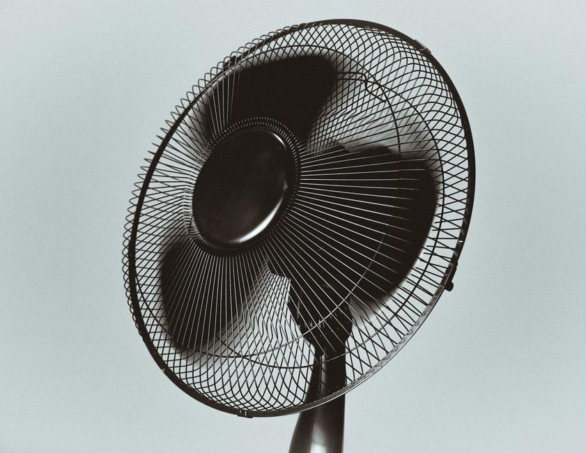 wind, fan