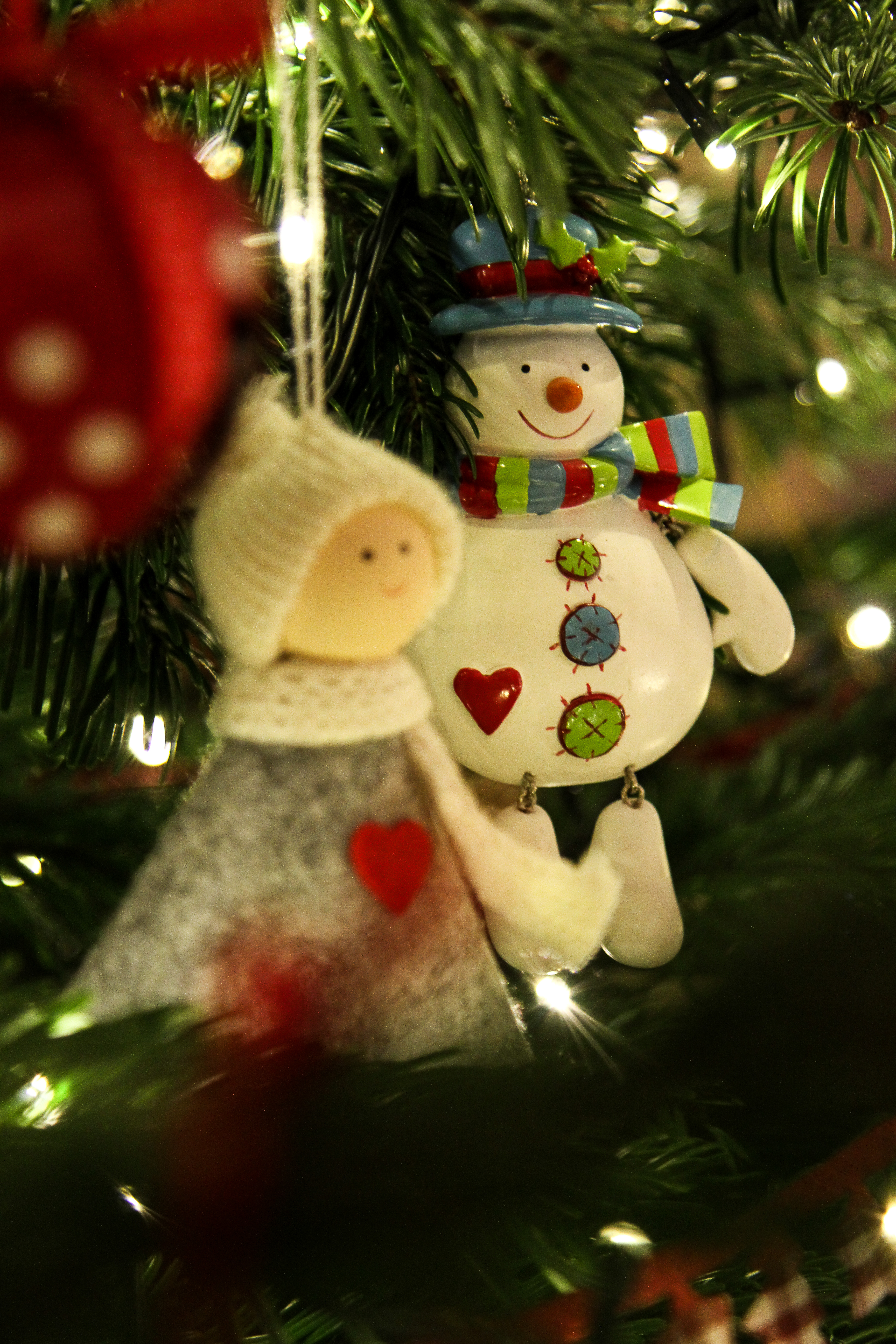 free download - Angel Christmas Tree