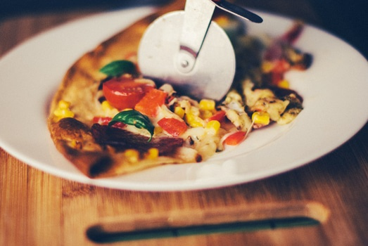 Free stock photo of food, pizza, dinner, lunch