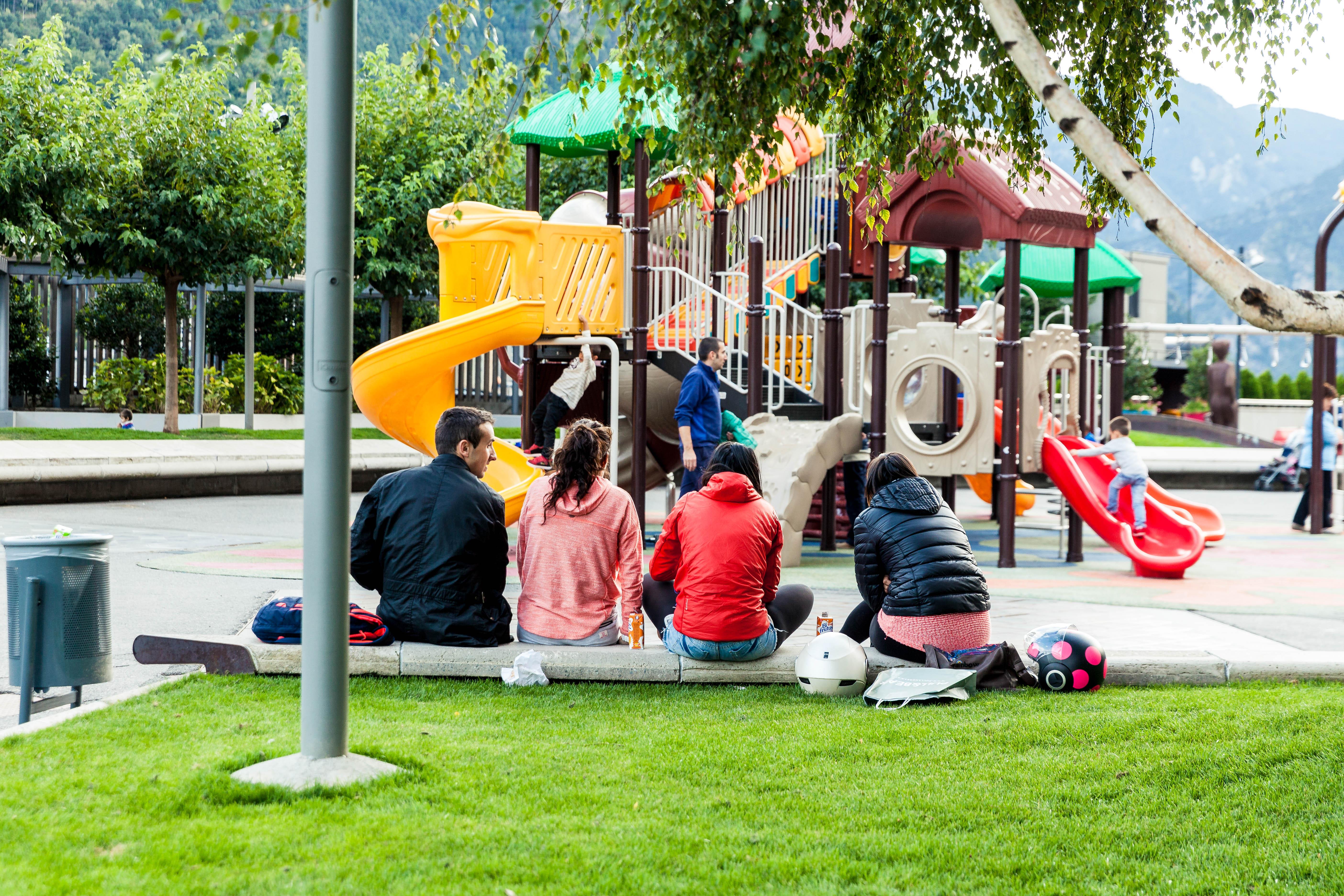 plan party playground park