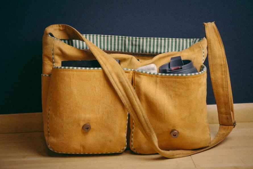 school, student, bag