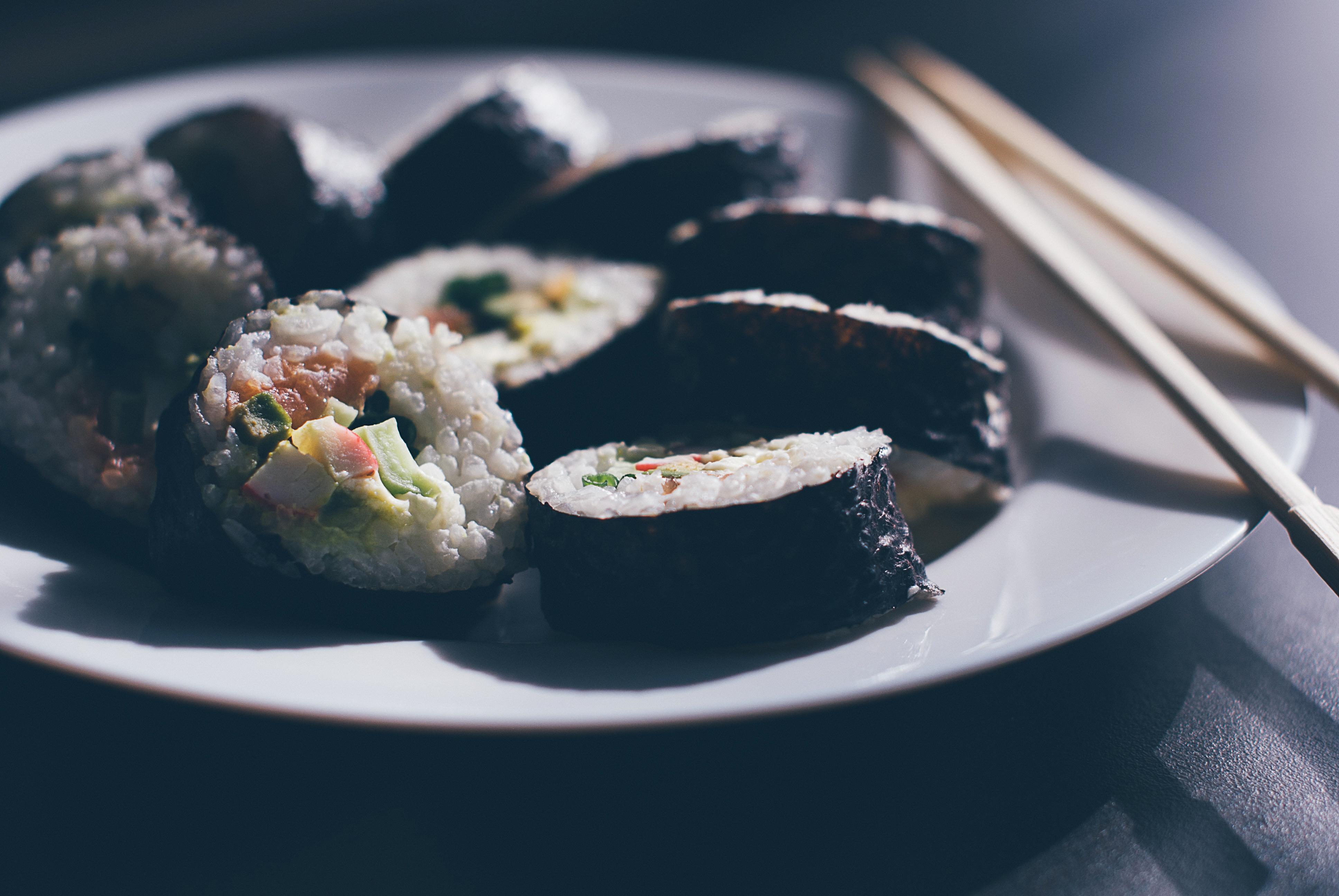 Kā pagatavot suši