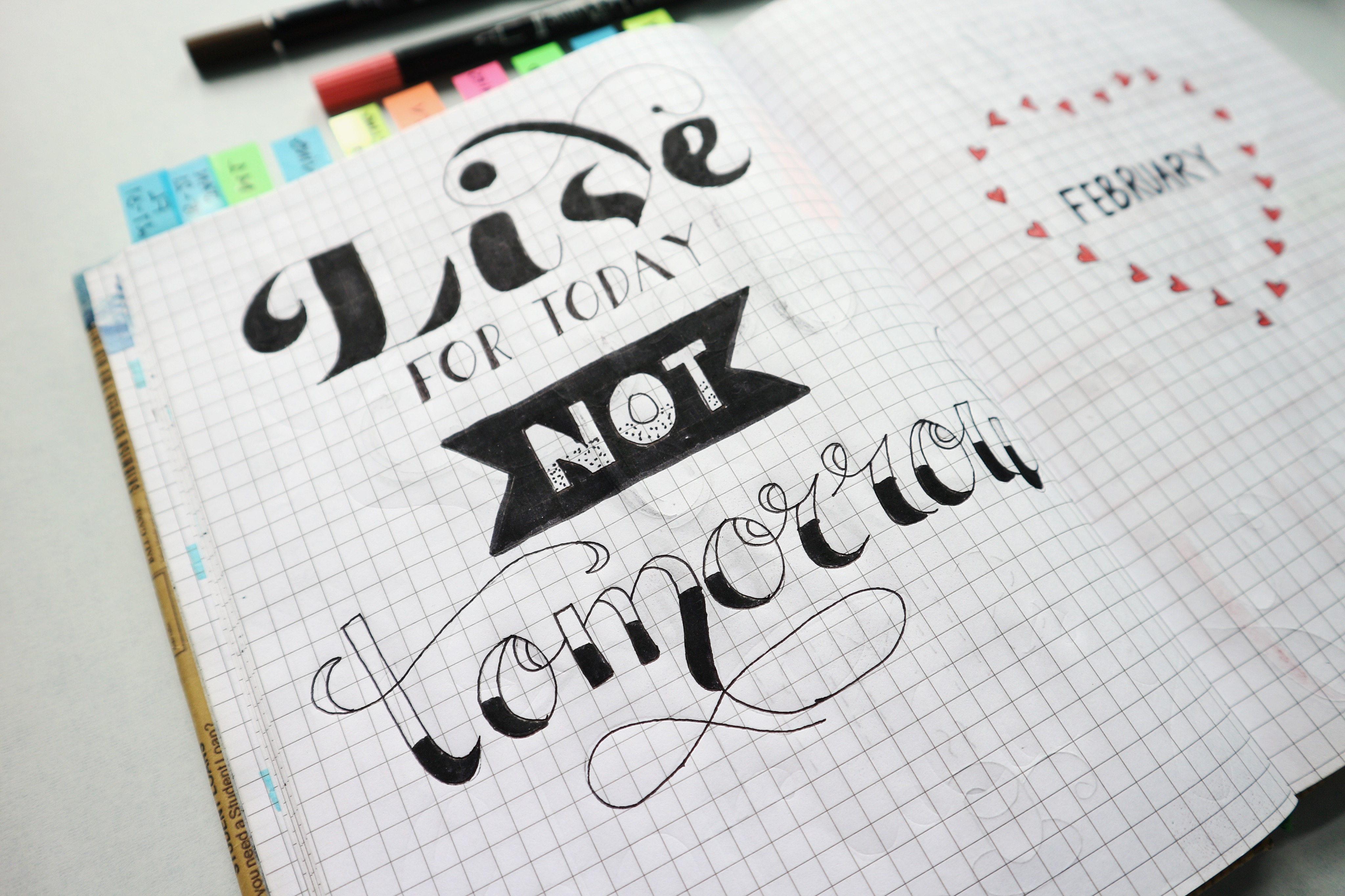 Live For Today Quotes Free Stock Photo Of Bich Tran Draw Quotes Live For Today Not