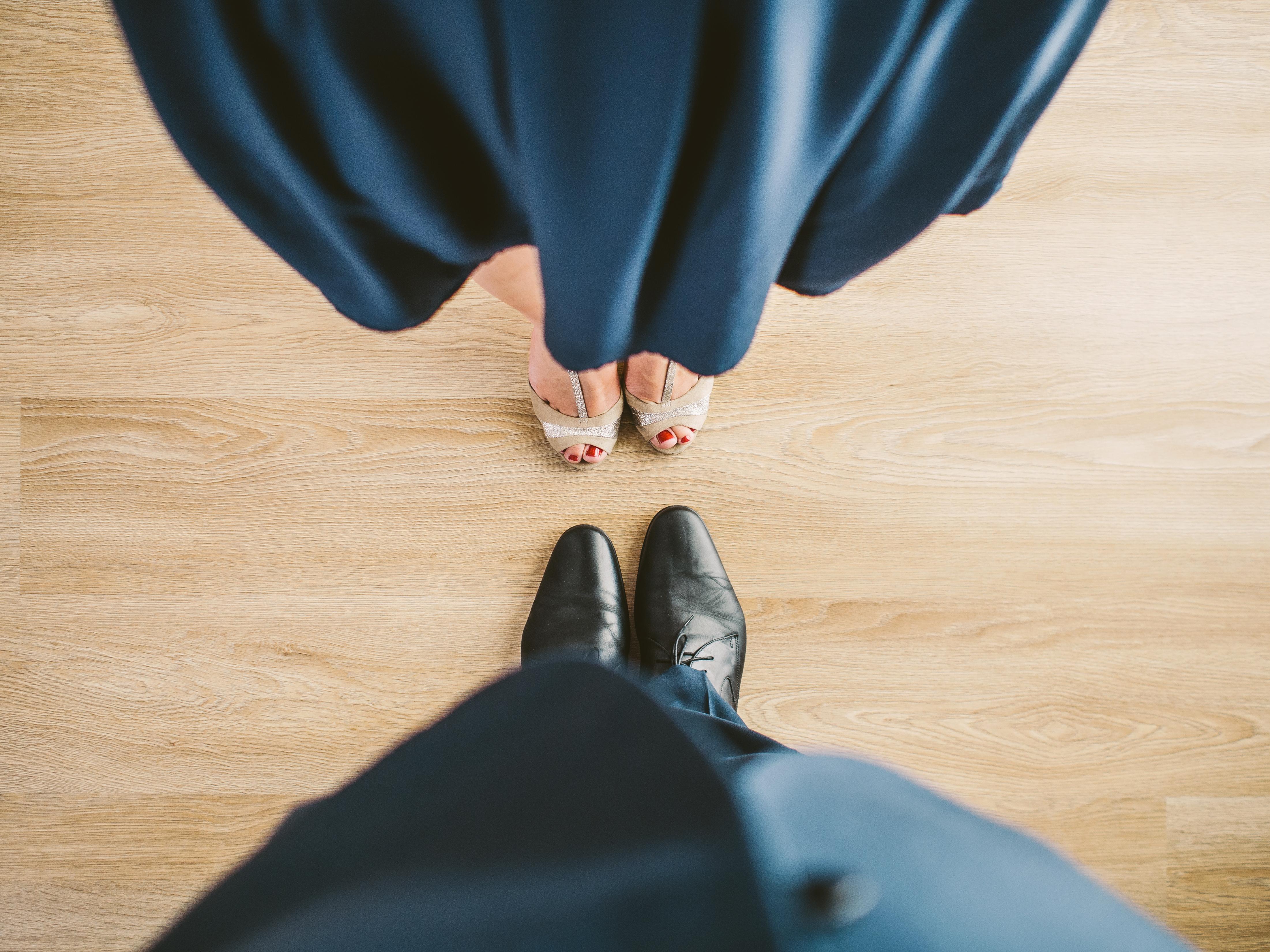 Hochzeitstanz und Flecken - CYD Create Your Day