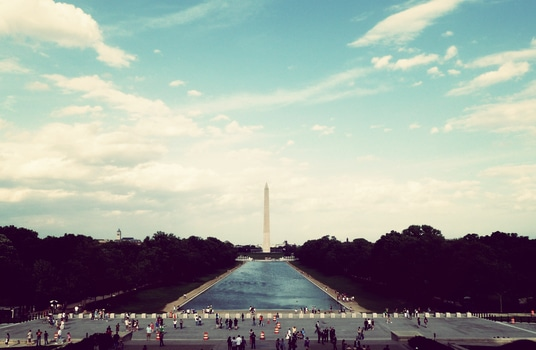 Free stock photo of landmark, united states of america, tourists, washington monument