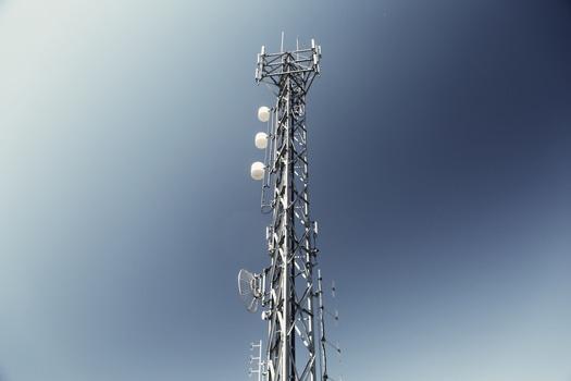 Free stock photo of signal, television tower, communication, radio