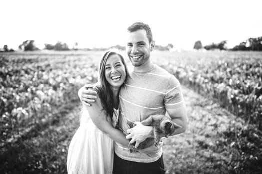 Free stock photo of black-and-white, man, person, couple