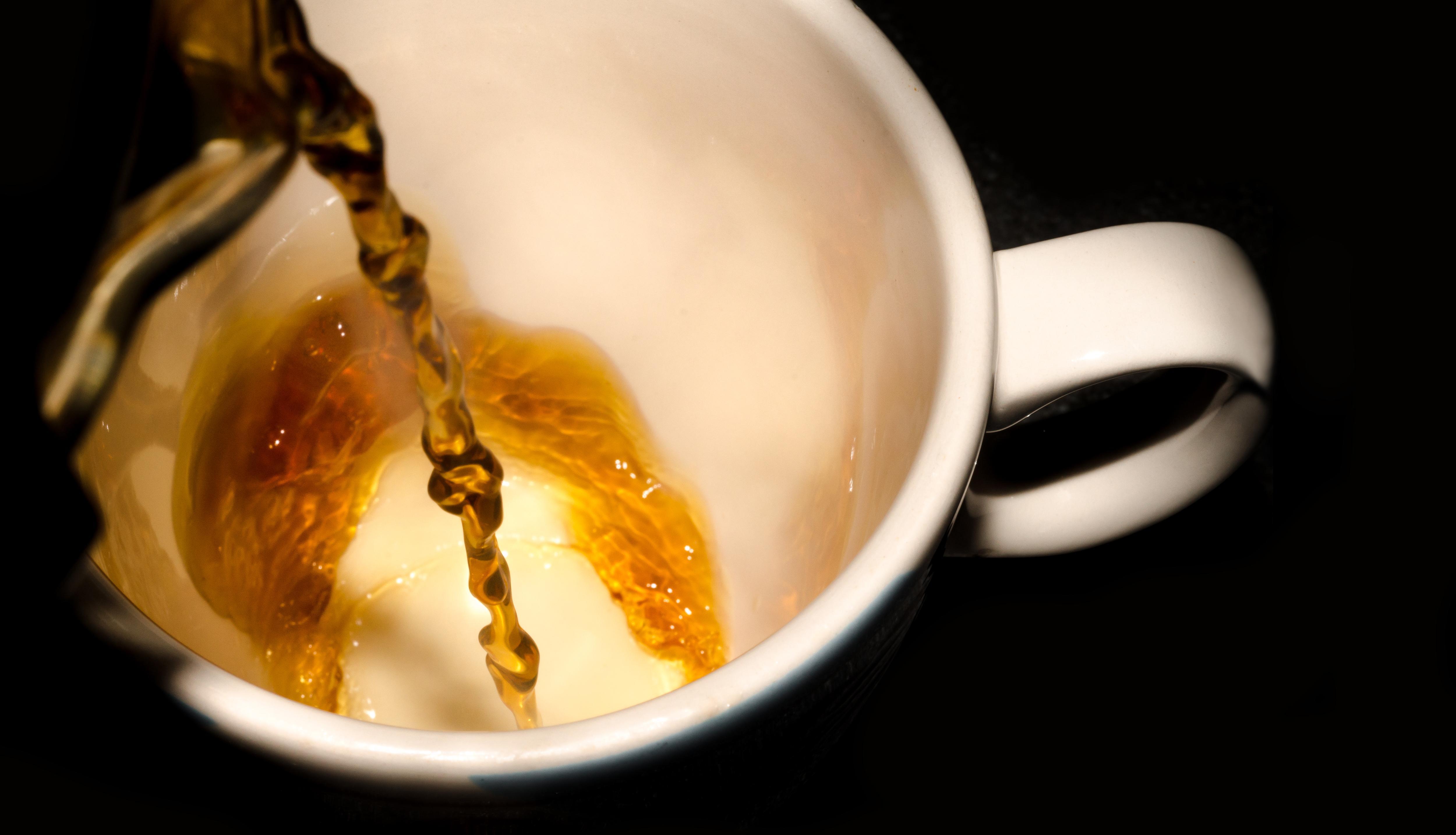 chá chás erva doce