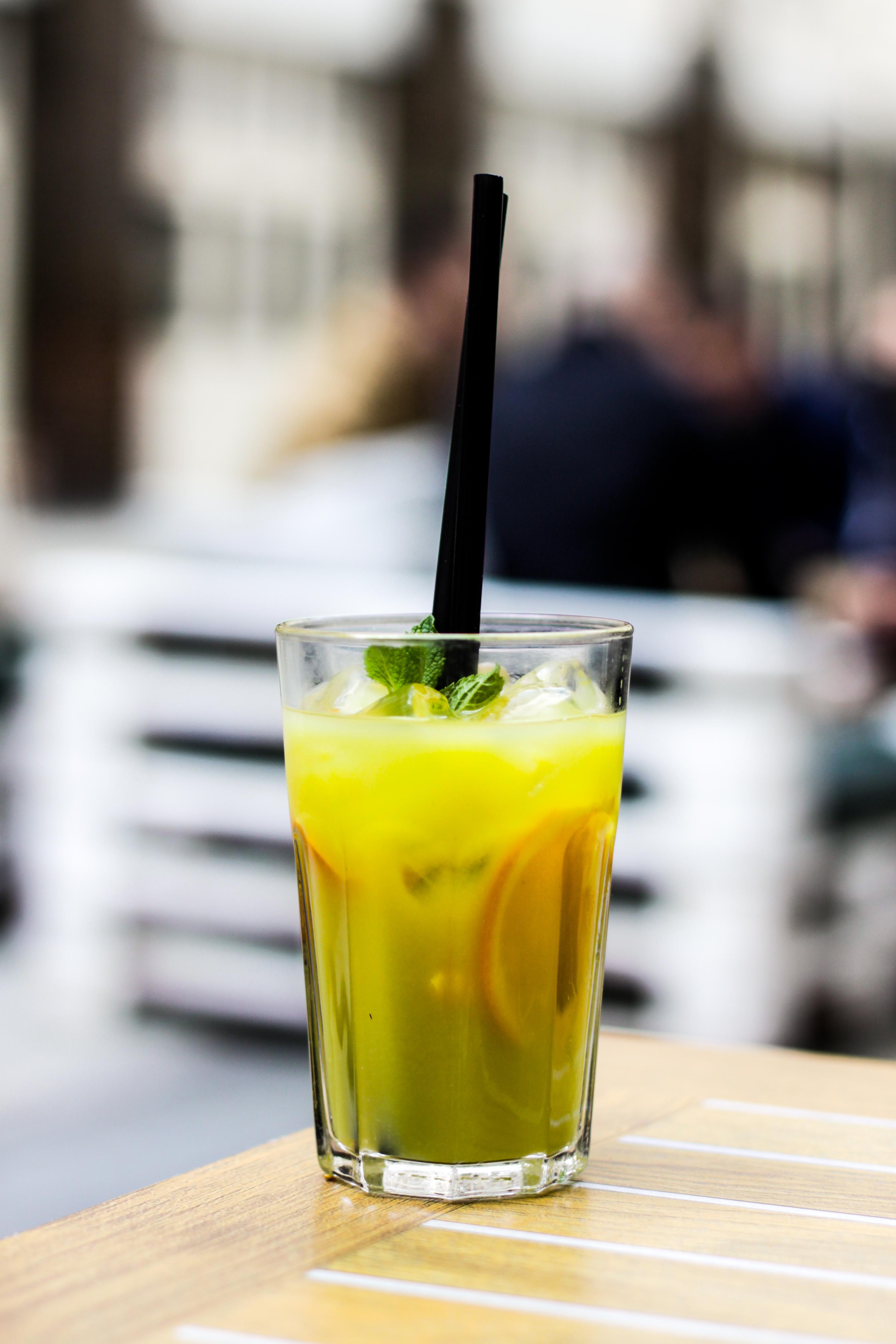 Cocktails Drink Juice