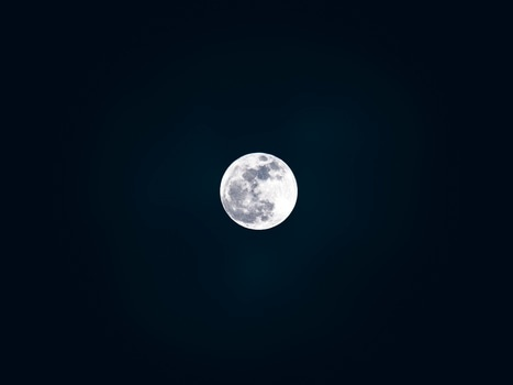 Free stock photo of sky, space, moon, outdoors