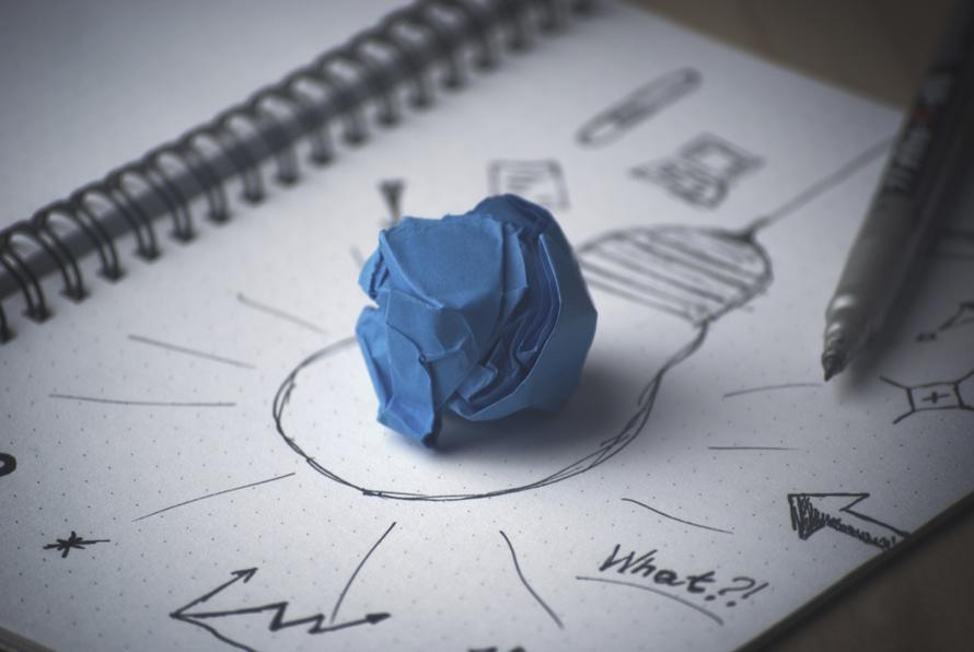 idea, bulb, thinking