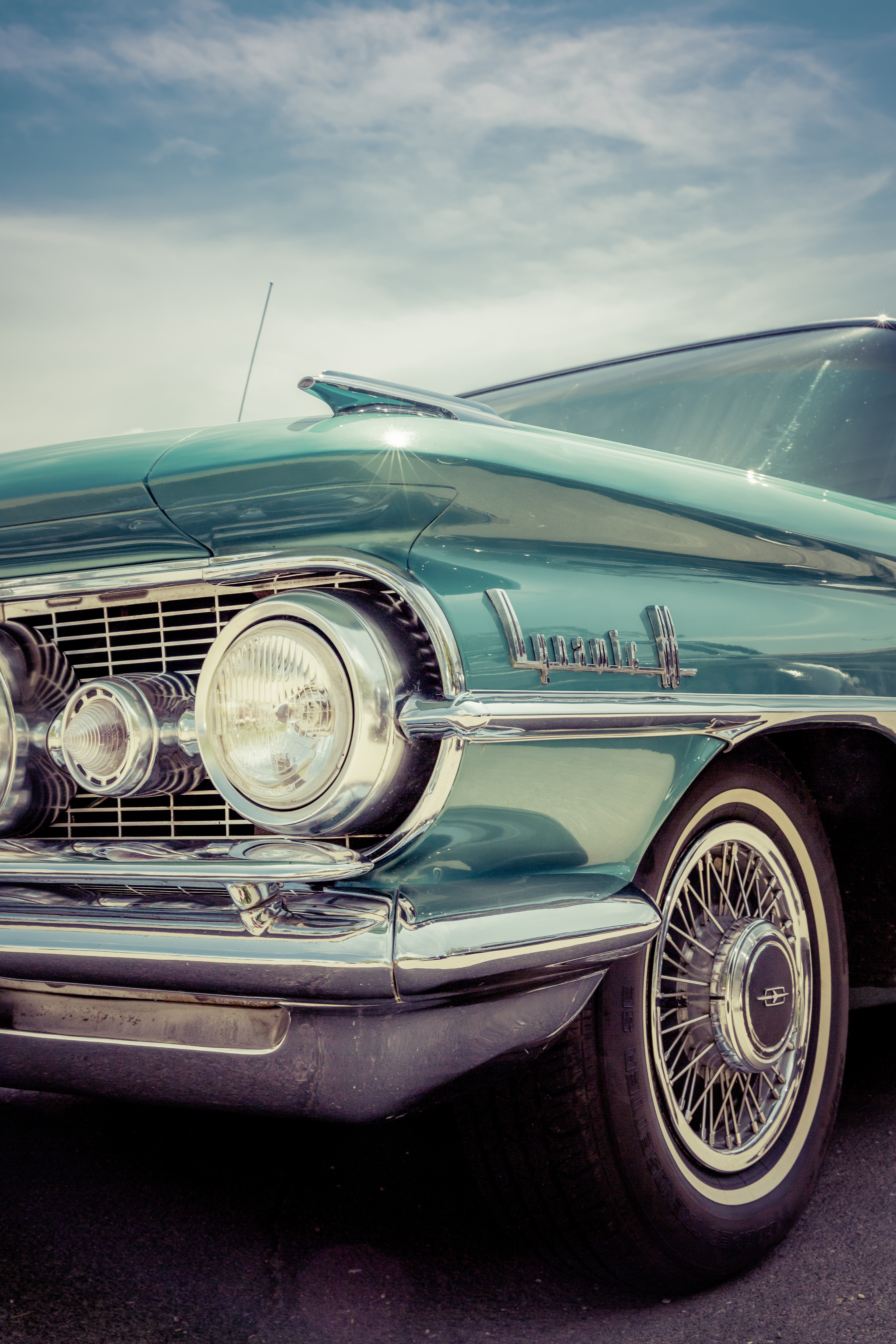 Green Classic Car · Free Stock Photo