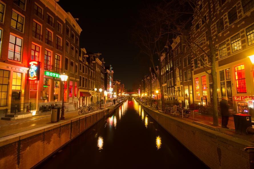 Reizen met openbaar vervoer in Amsterdam